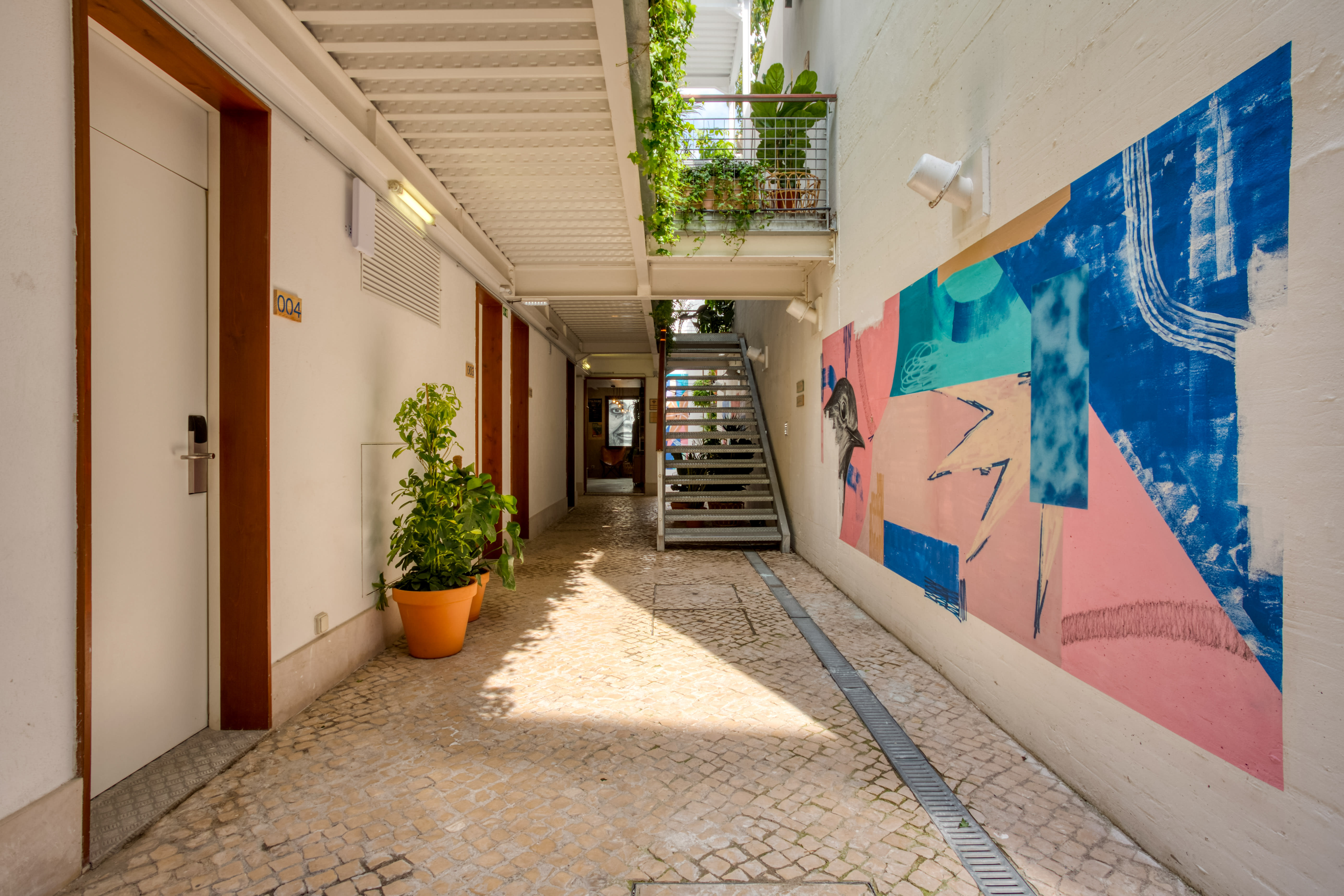 HOSTEL - Selina Secret Garden Lisbon