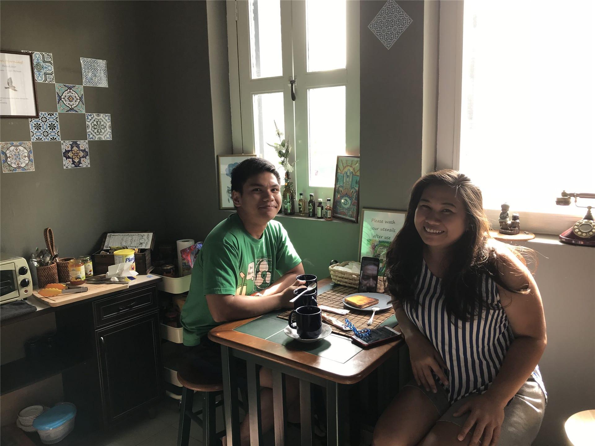 HOSTEL - Indie Hostel Singapore