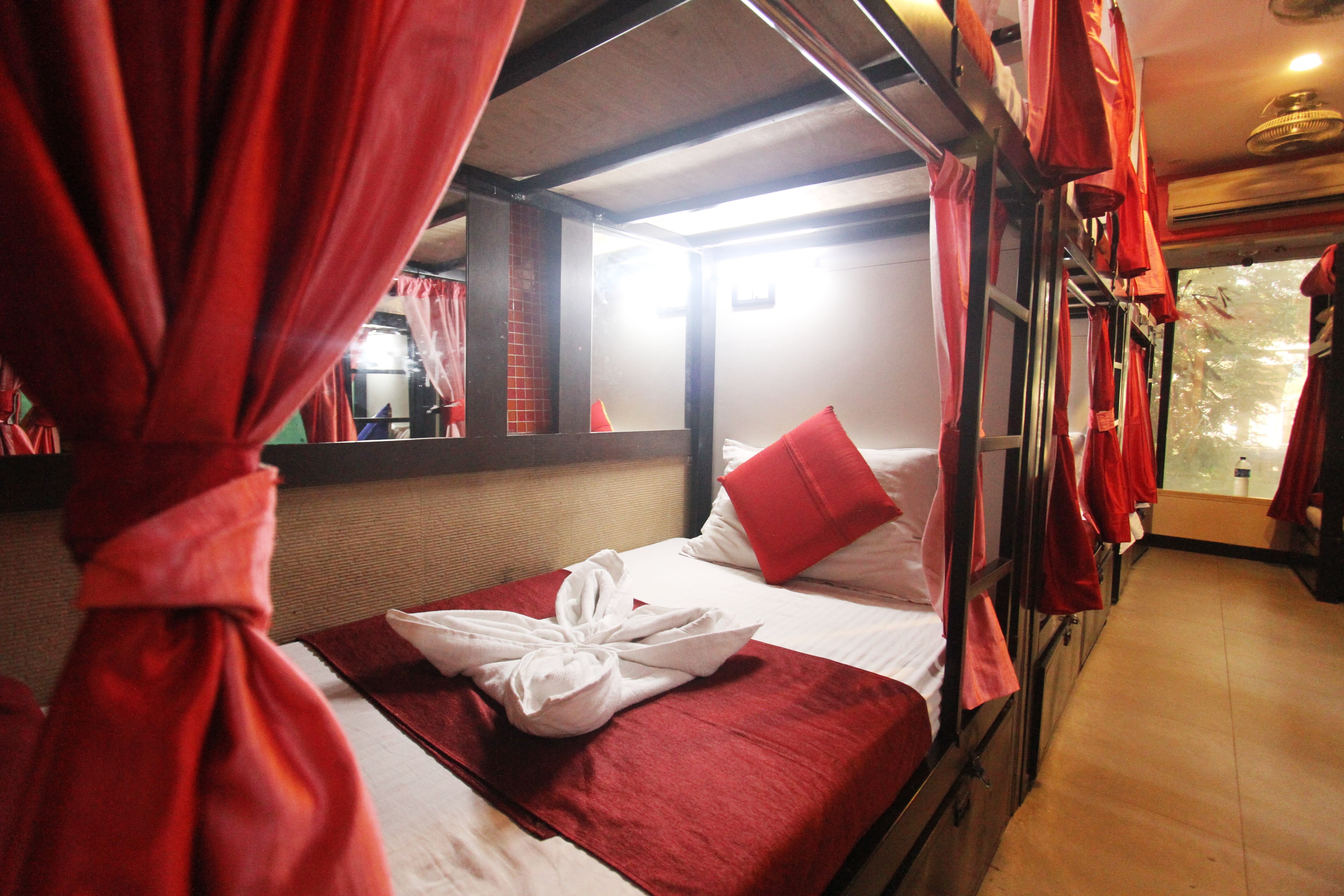 HOSTEL - QubeStay Town Hostel