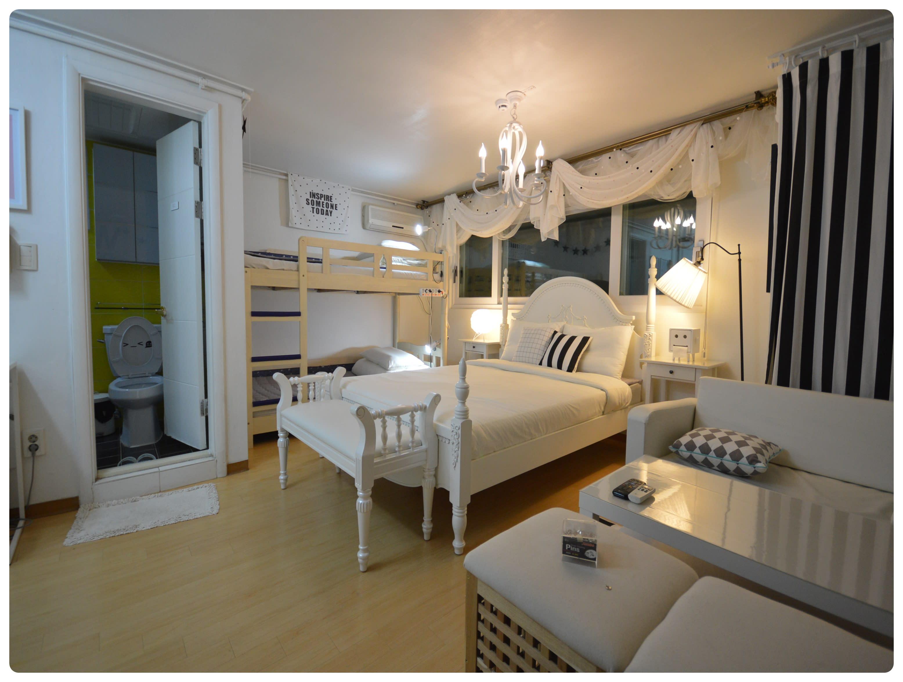 HOSTEL - Hanriver Residence & Guesthouse