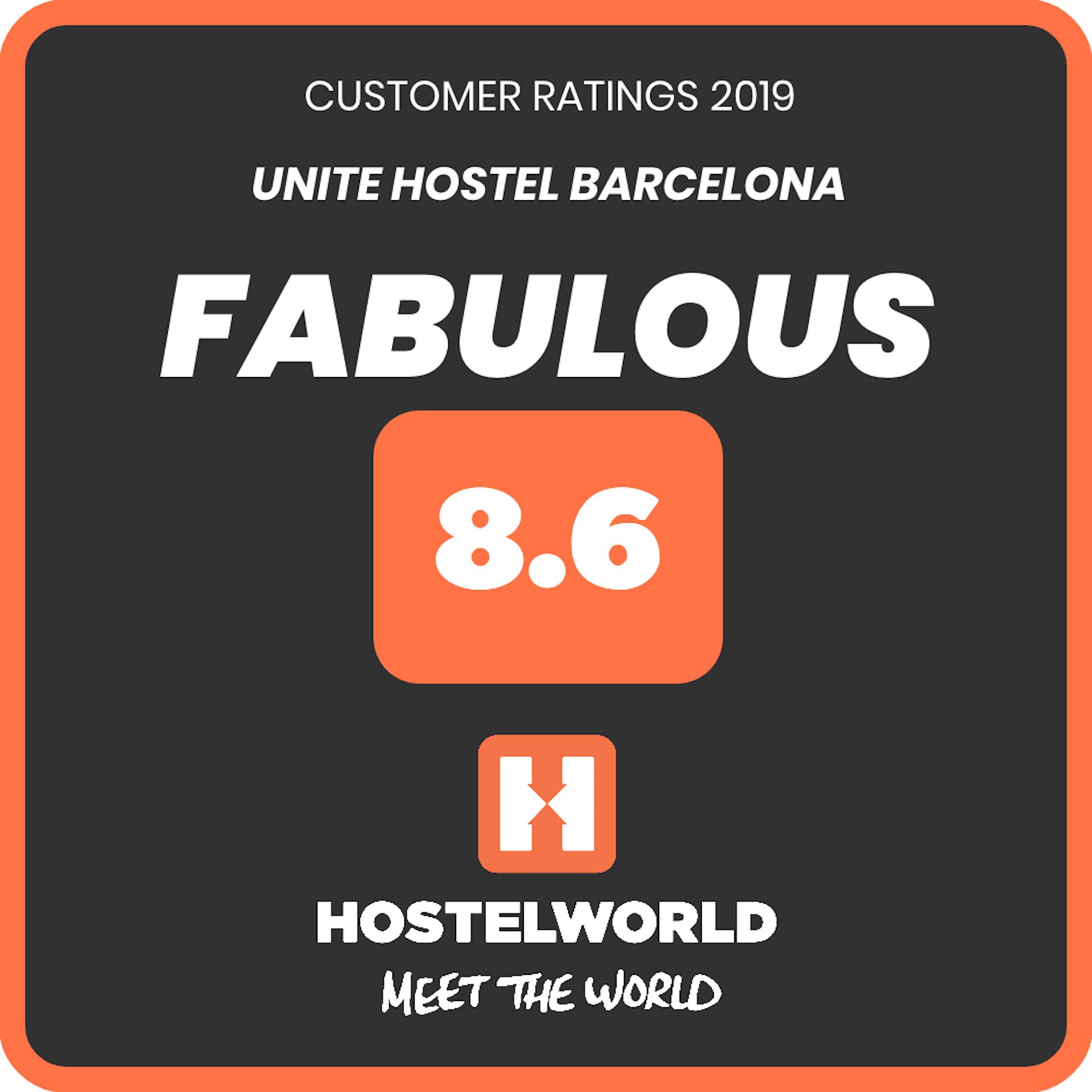 HOSTEL - Unite Hostel Barcelona