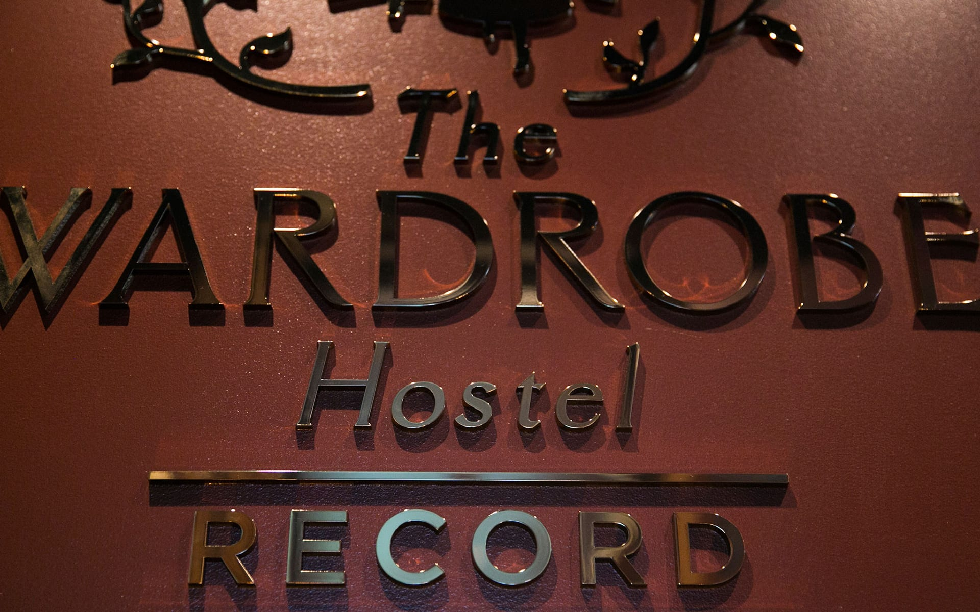 HOSTEL - The Wardrobe Hostel Record