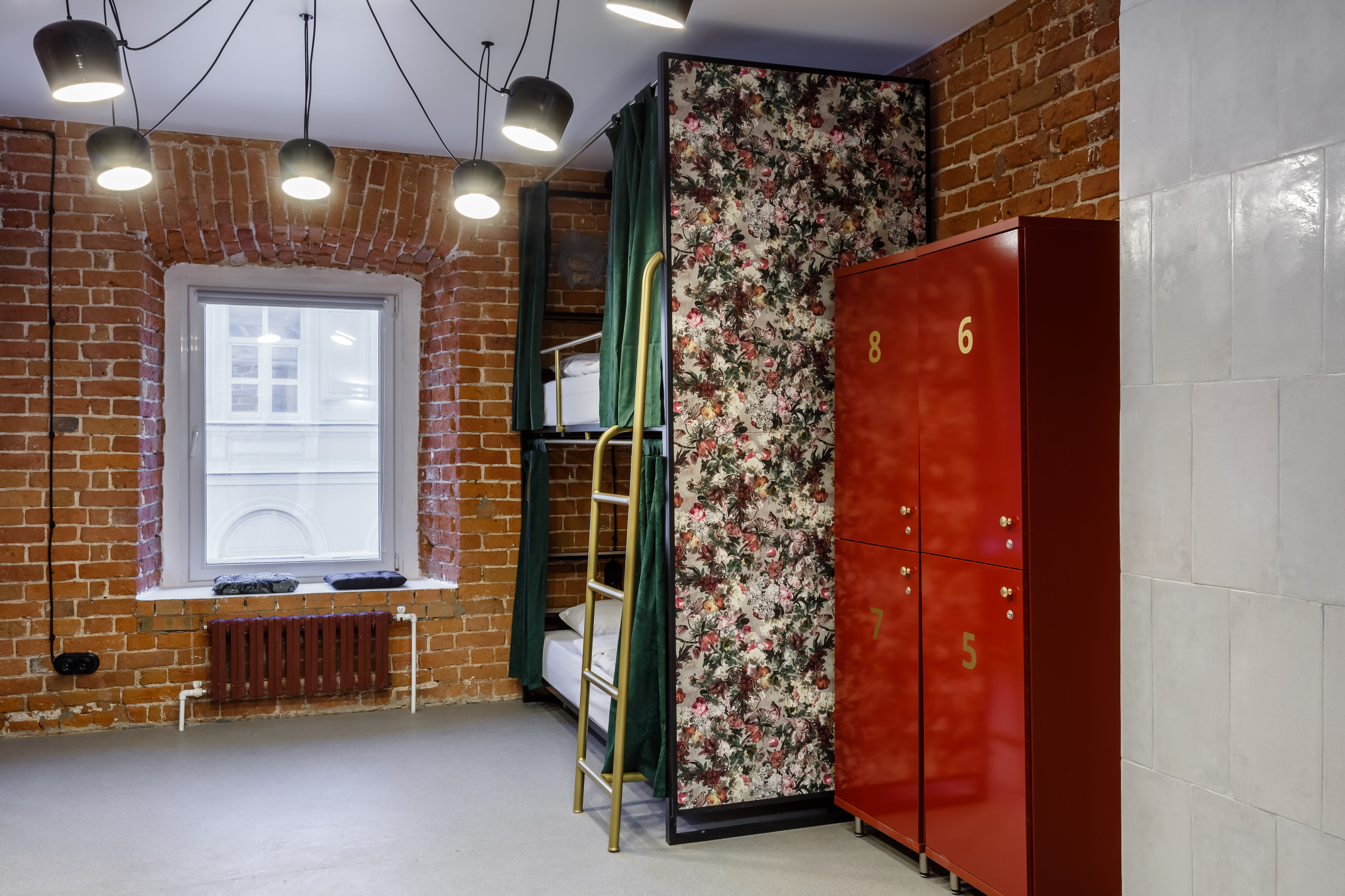 HOSTEL - Strawberry Duck Moscow