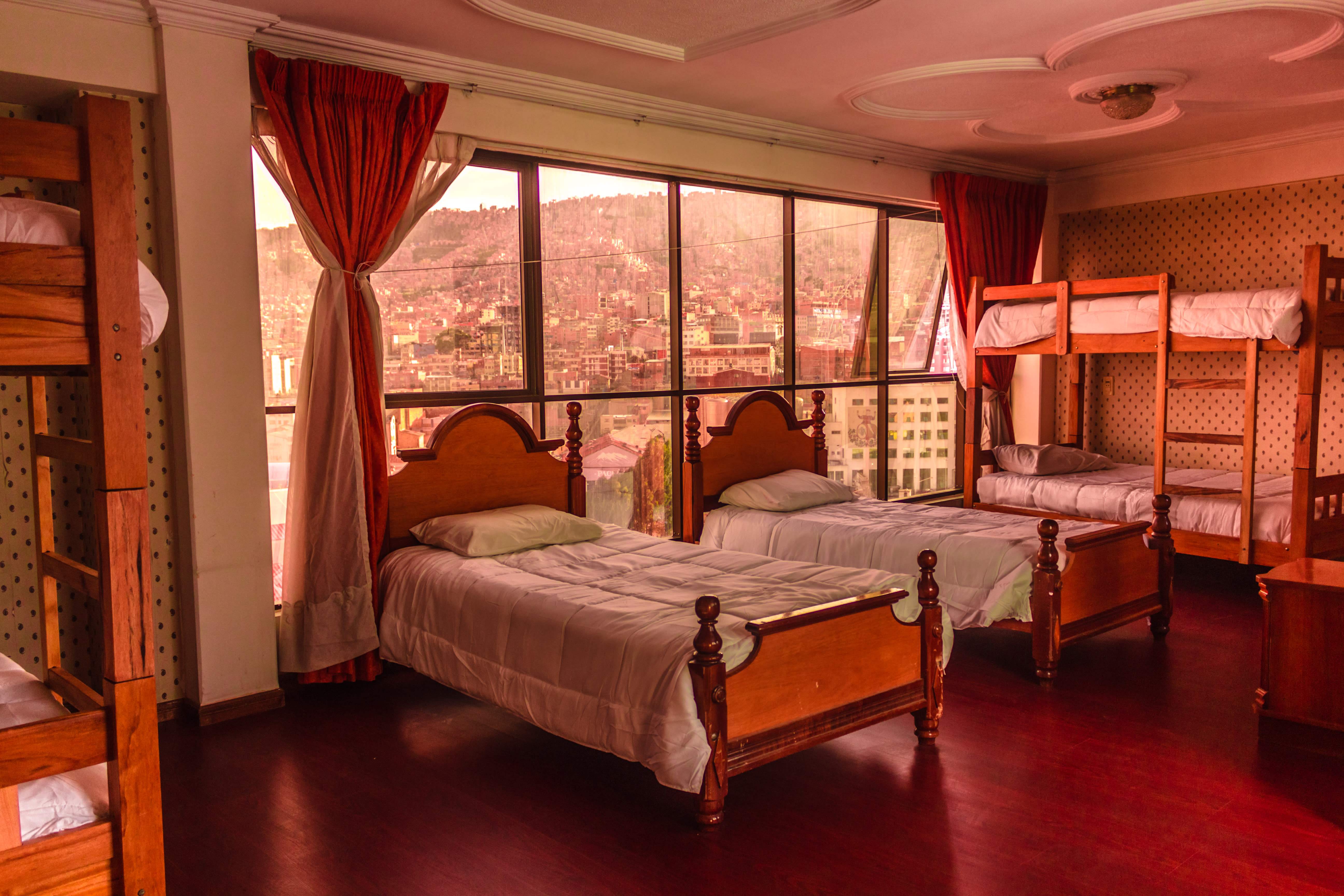 HOSTEL - The Rooftop Bolivia