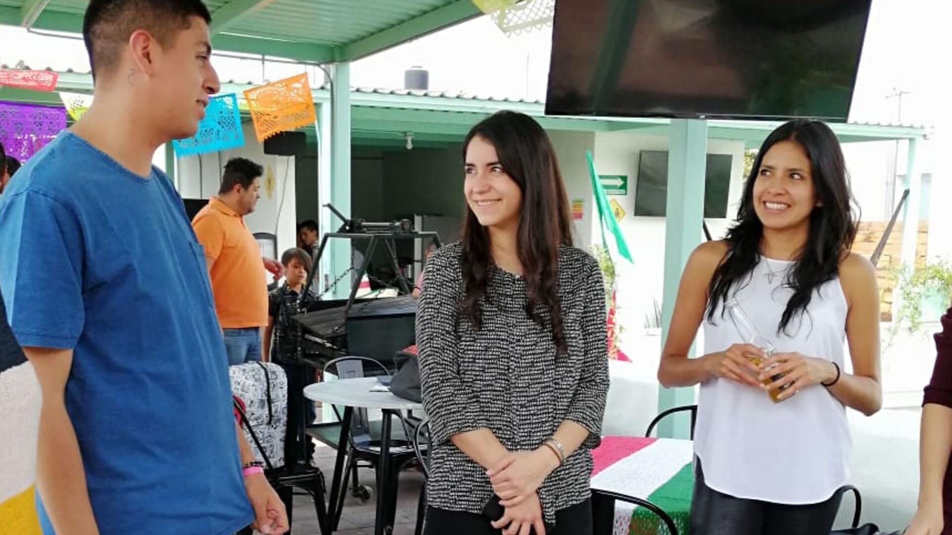 HOSTEL - Casa MX Alameda