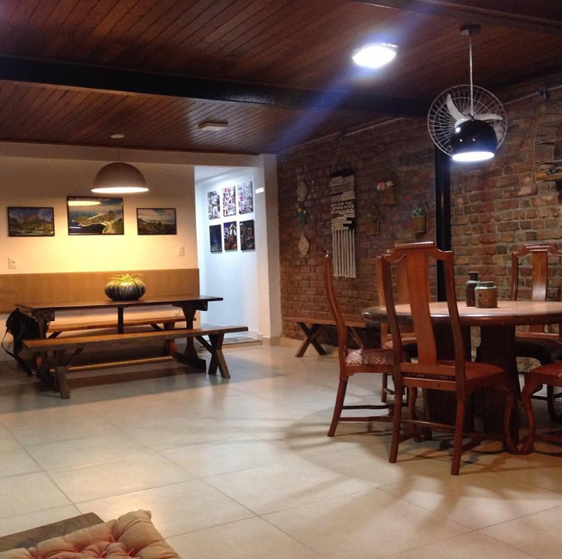 HOSTEL - Hostel Lapa 166