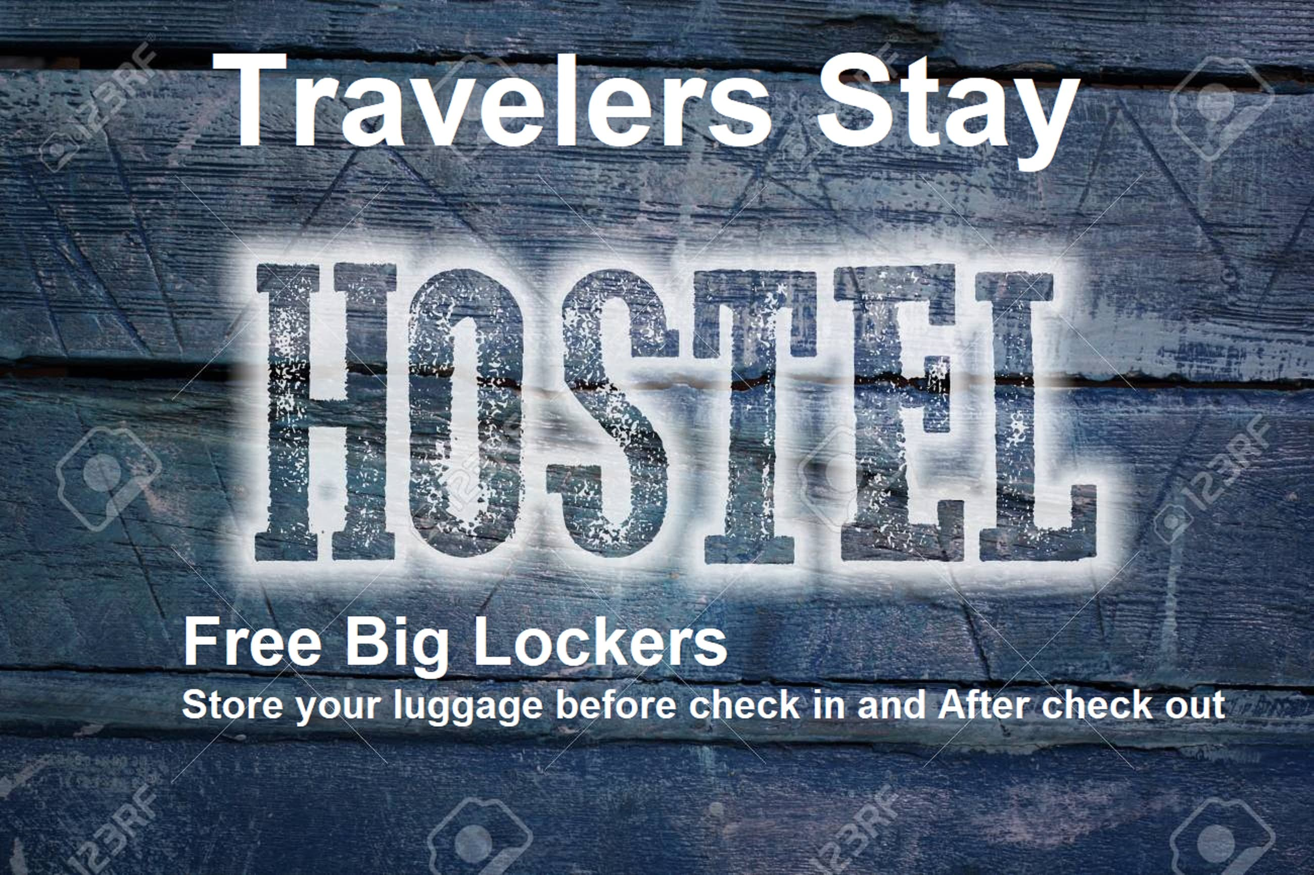 HOSTEL - Travelers Stay