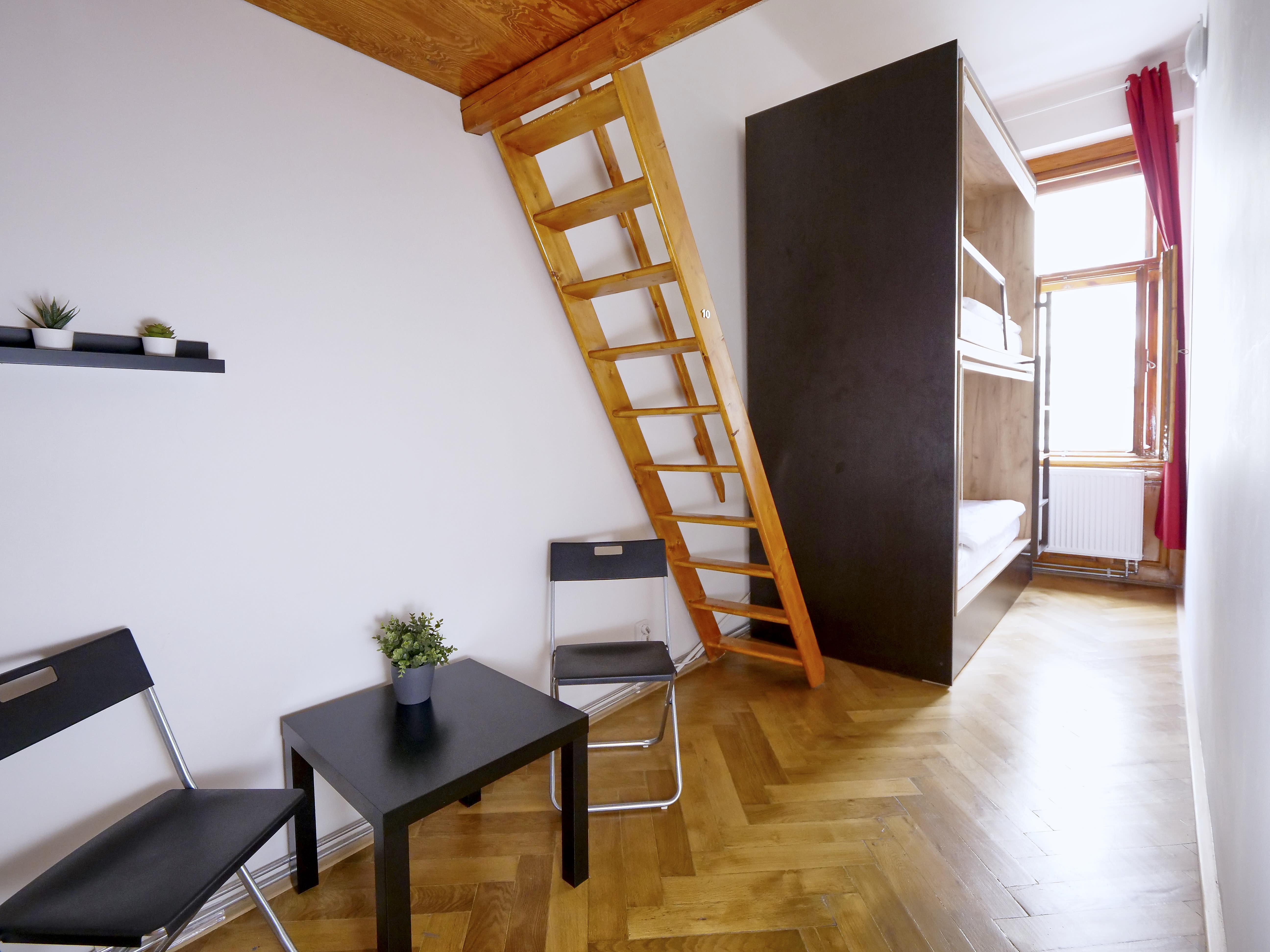 HOSTEL - Capsule Hostel Prague
