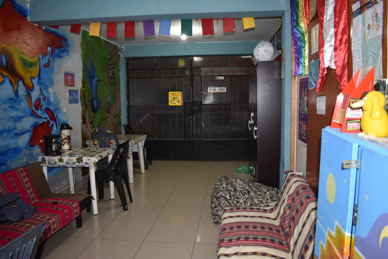 HOSTEL - Passion Hostels - Lima Airport
