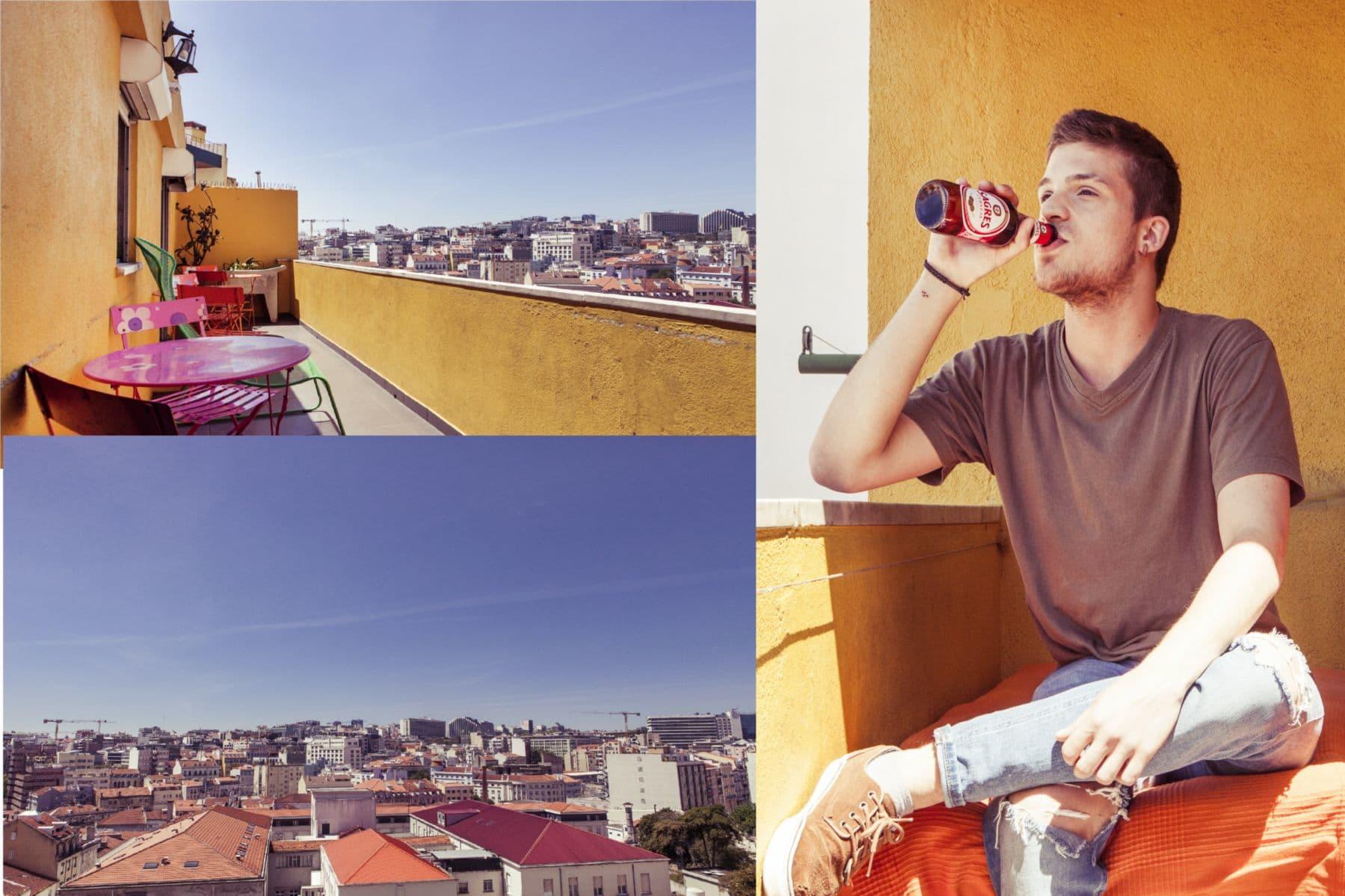 HOSTEL - Lisbon Chillout Hostel