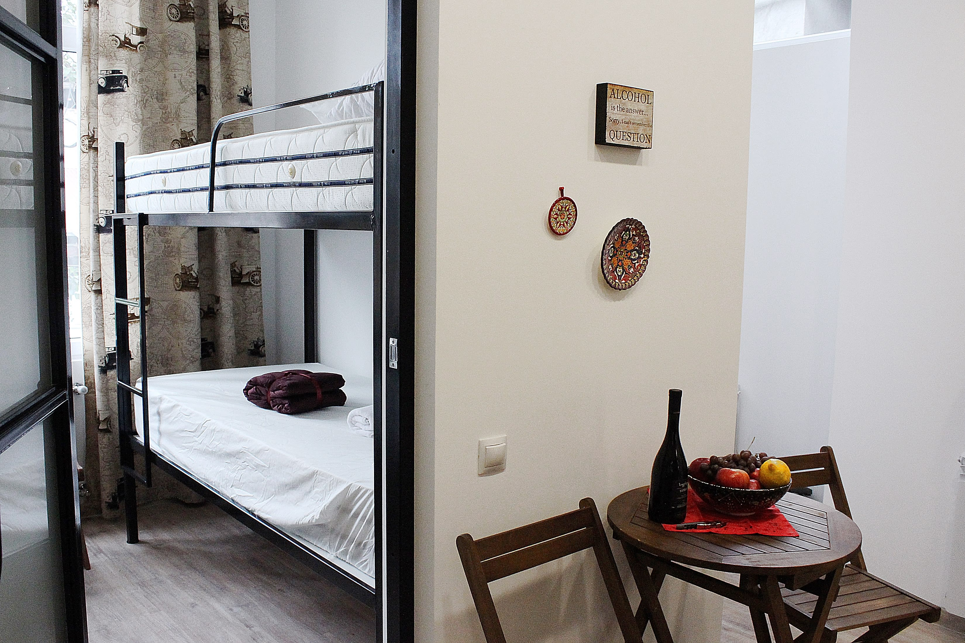 HOSTEL - TUBUS Hostel