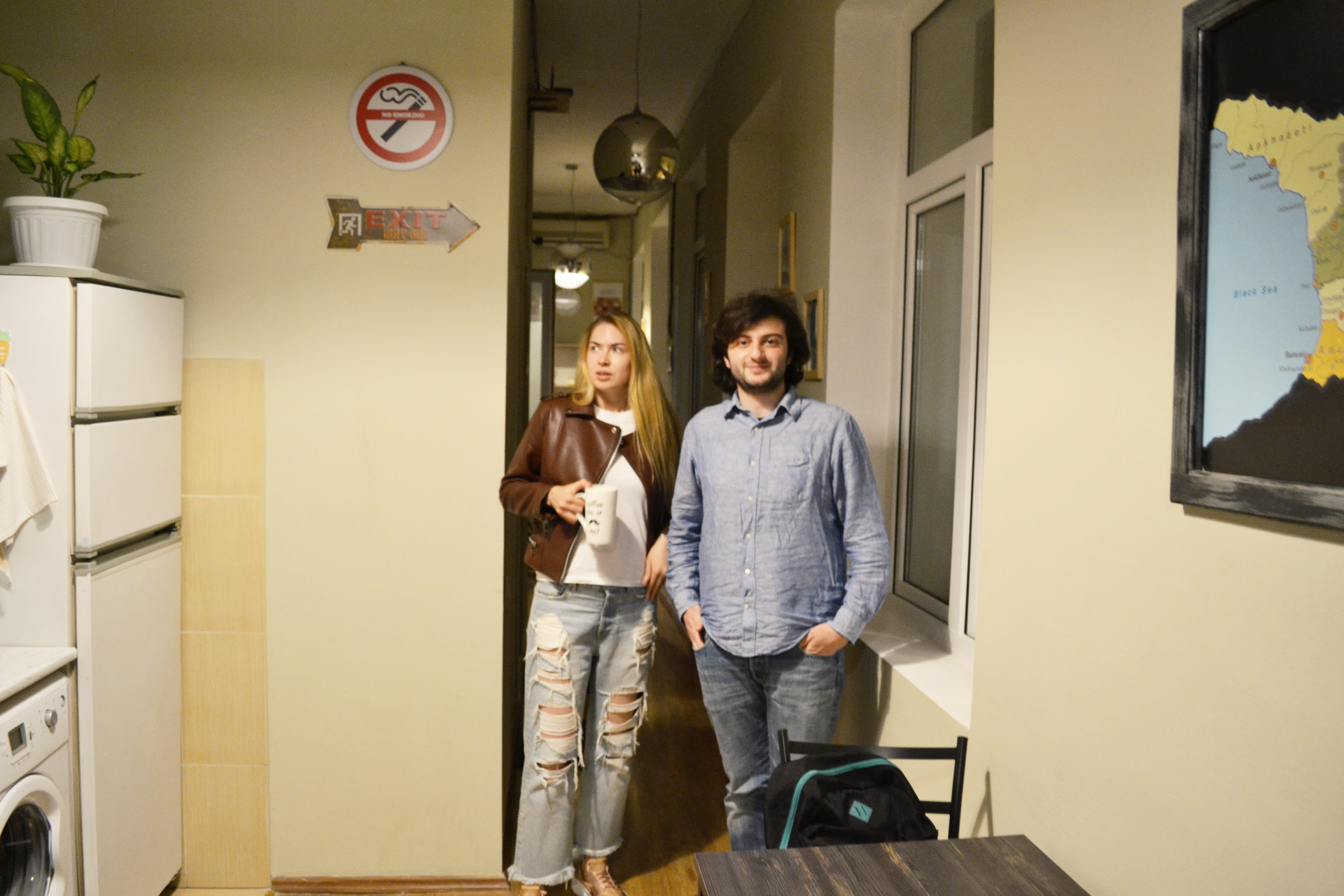 HOSTEL - Bibliotek Tbilisi