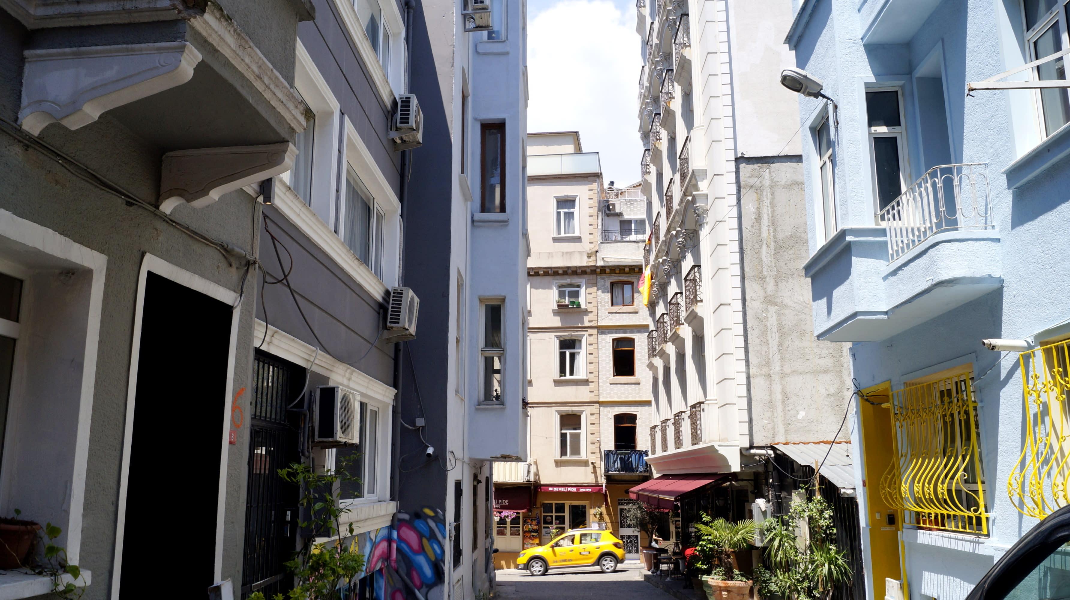 HOSTEL - Windrose Hostel Istanbul