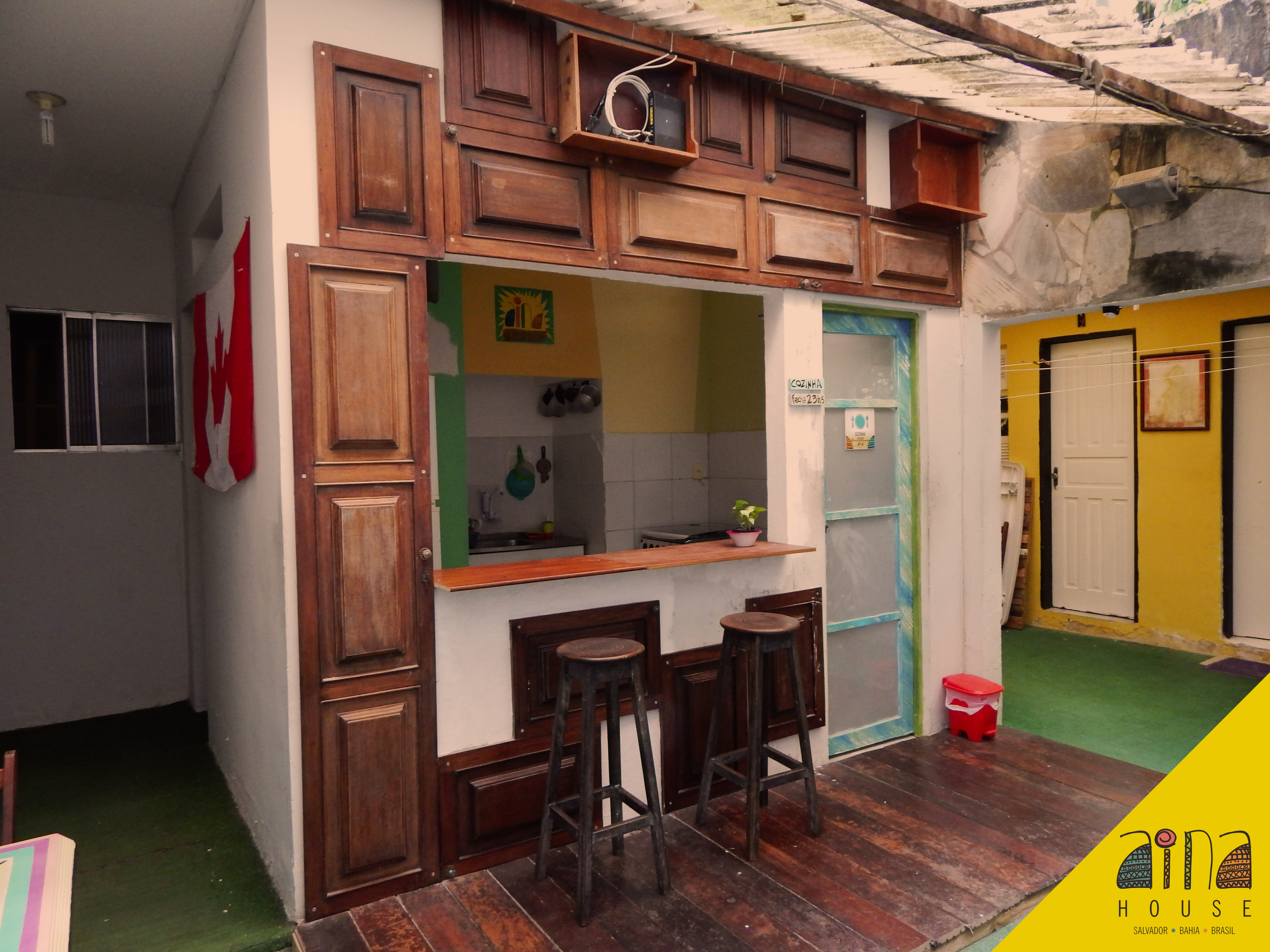 HOSTEL - Aina House Salvador