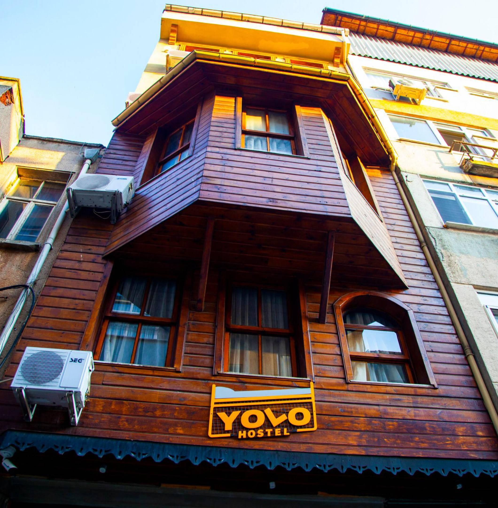 HOSTEL - Yolo Hostel Kadıkoy