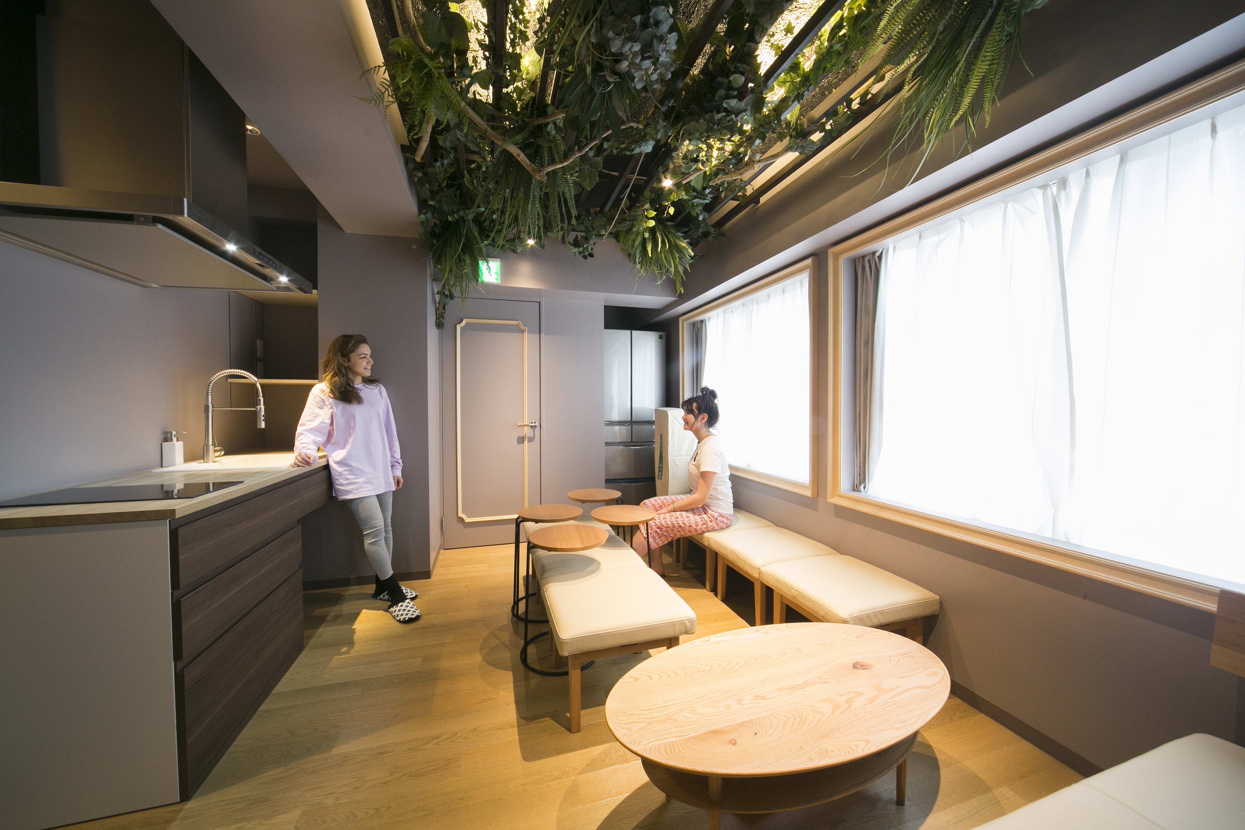 HOSTEL - The Wardrobe Hostel Forest Shimokitazawa