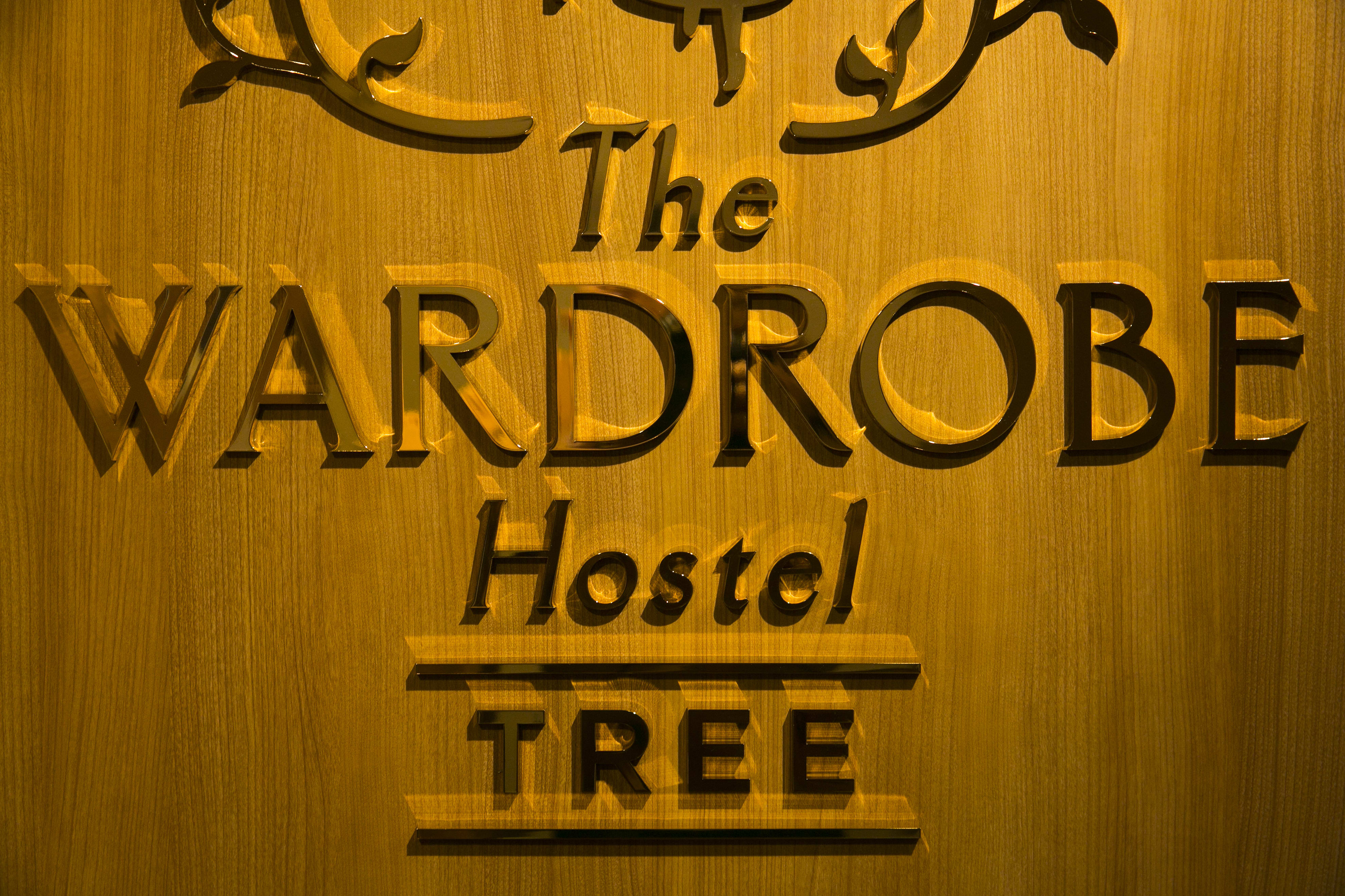 HOSTEL - The Wardrobe Hostel Tree