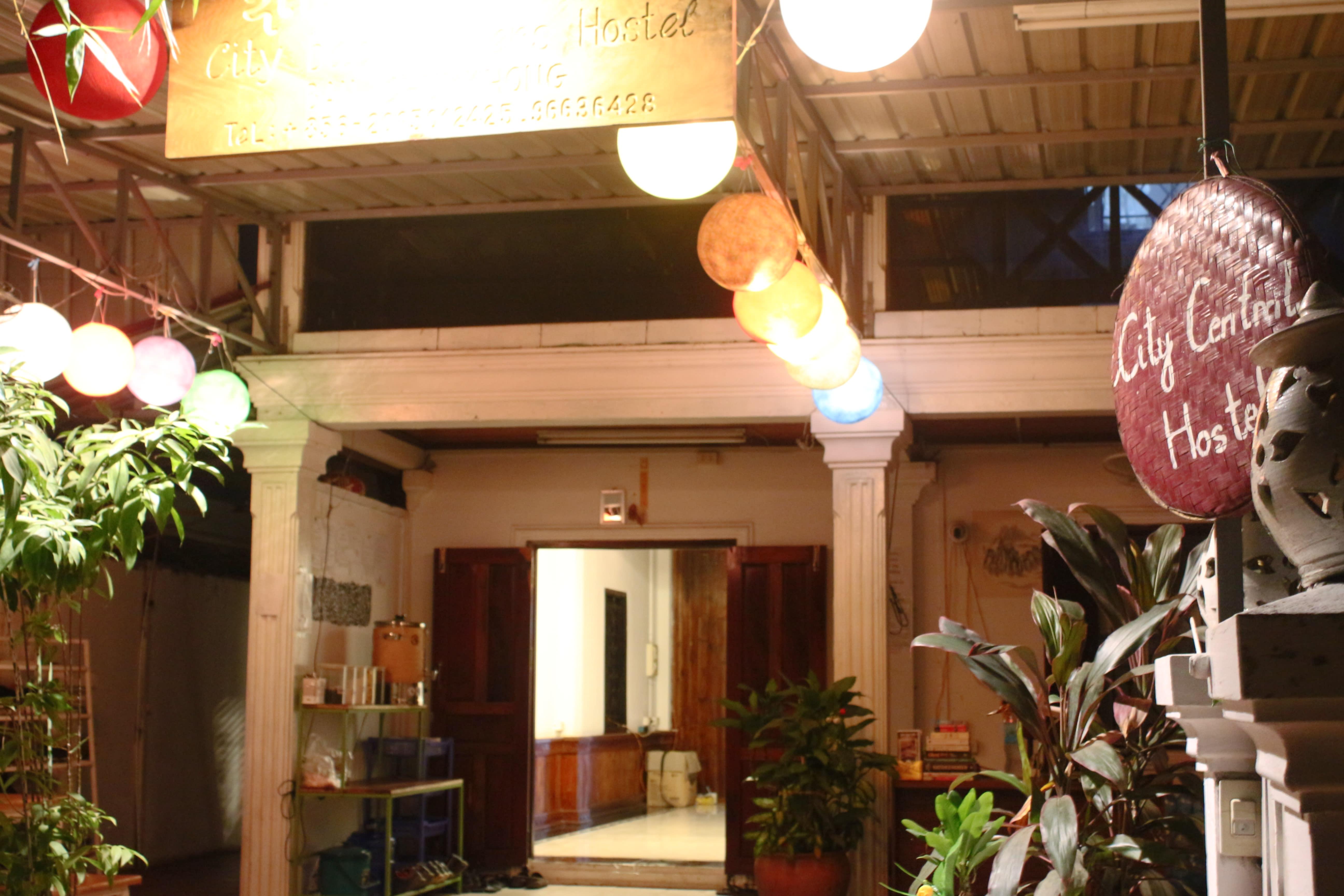 HOSTEL - City Central Hostel