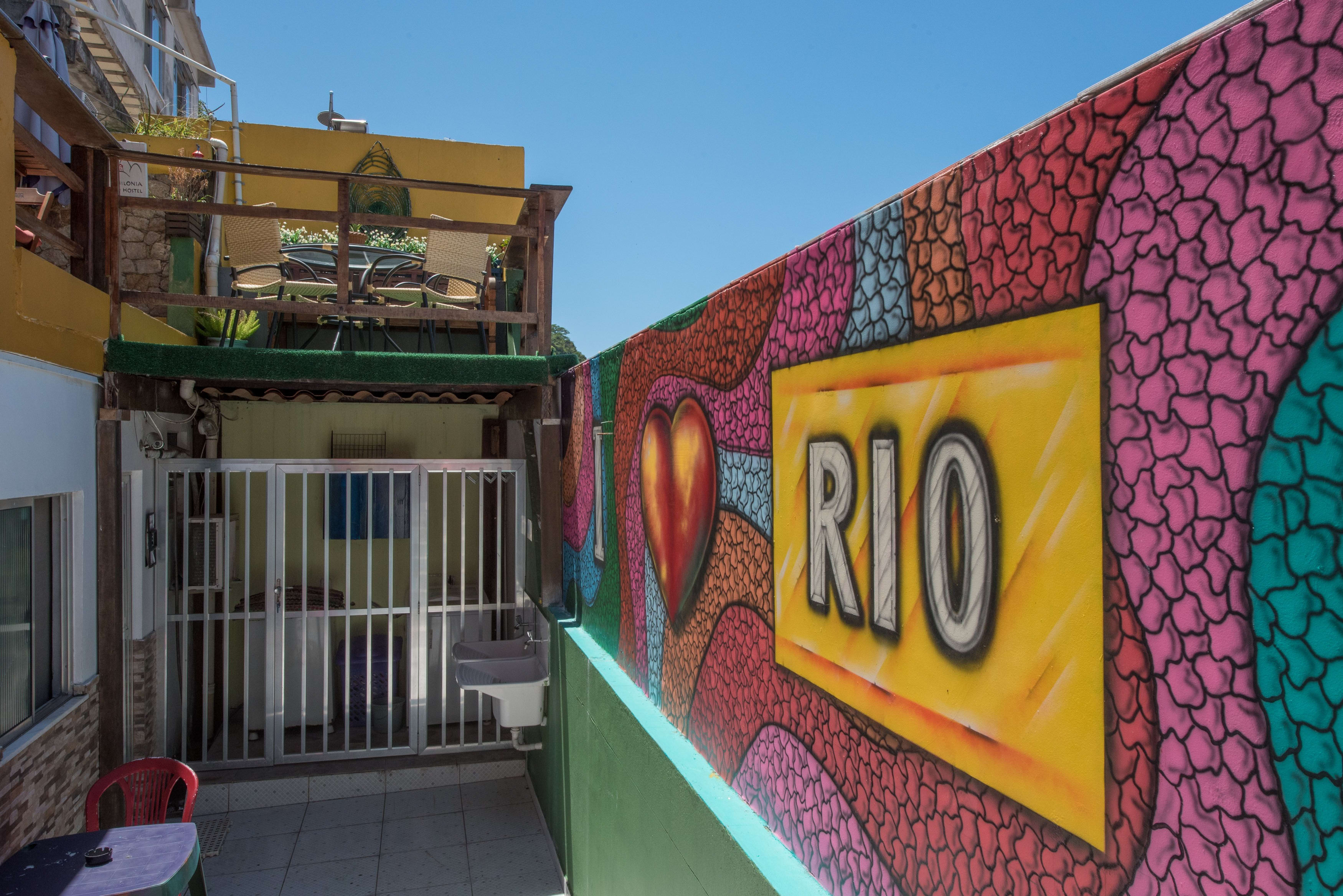 HOSTEL - Babilonia Rio Hostel