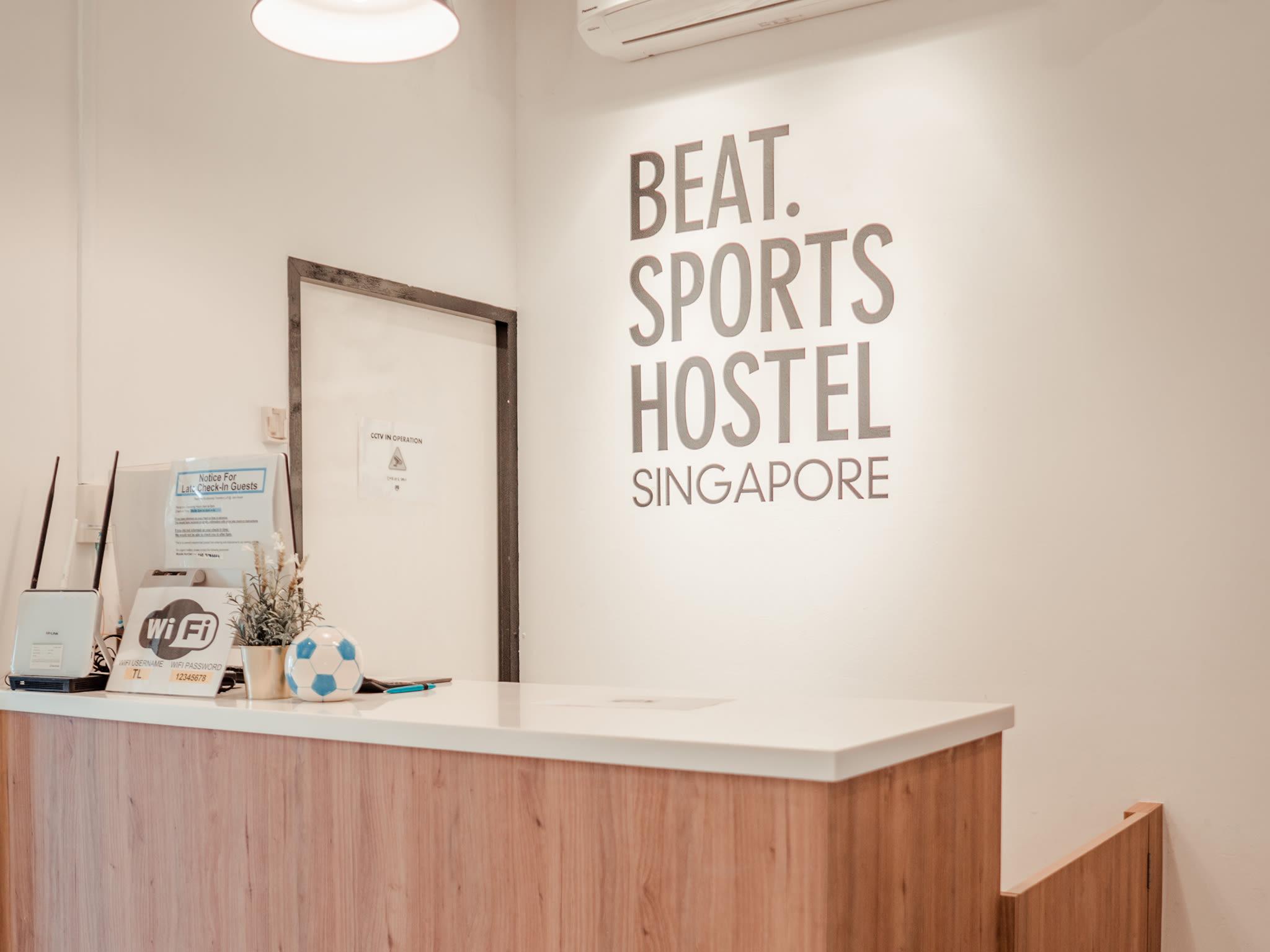 HOSTEL - BEAT. Sports Hostel