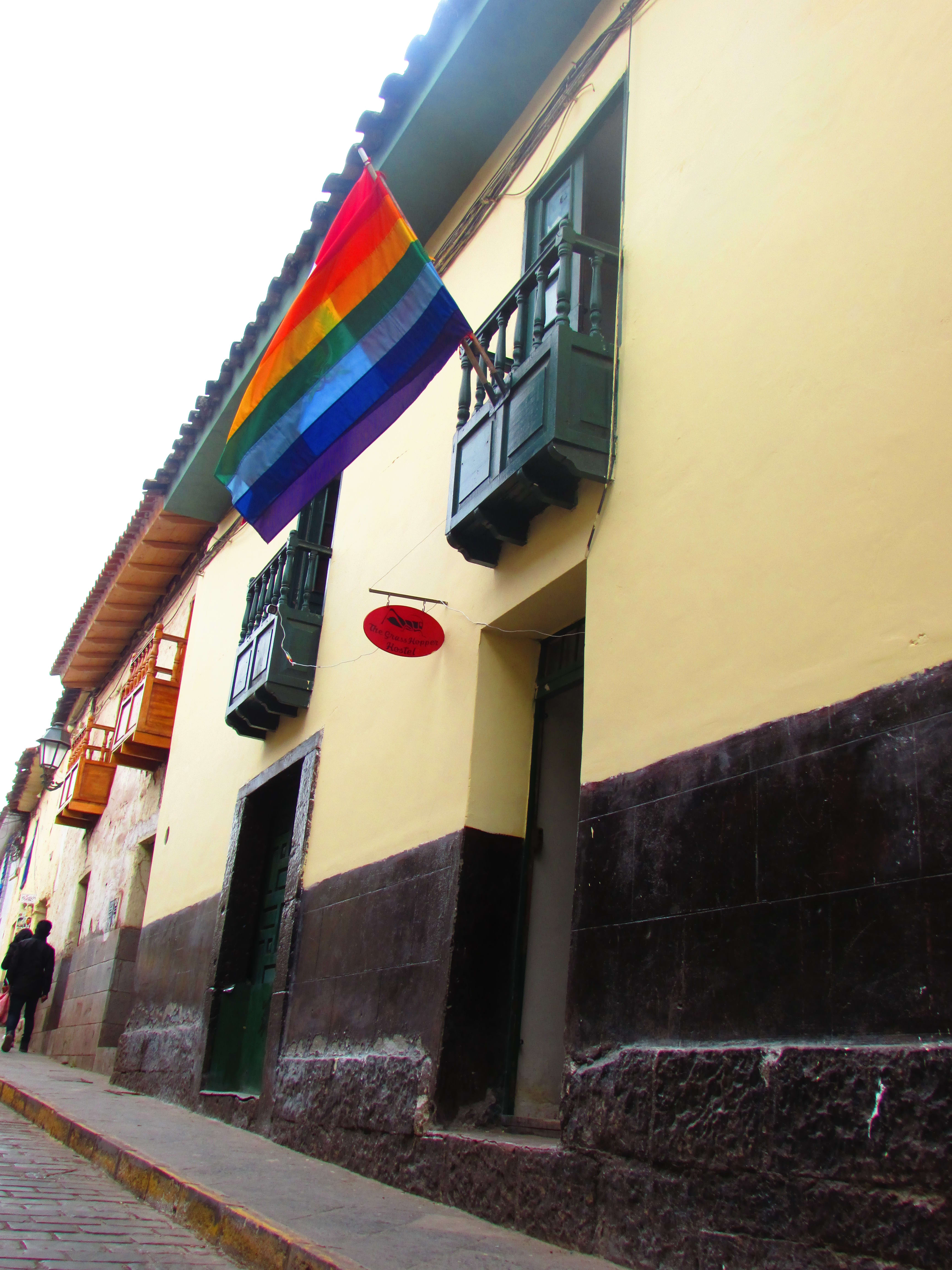 HOSTEL - The Grasshopper Hopper Av Alta Cusco