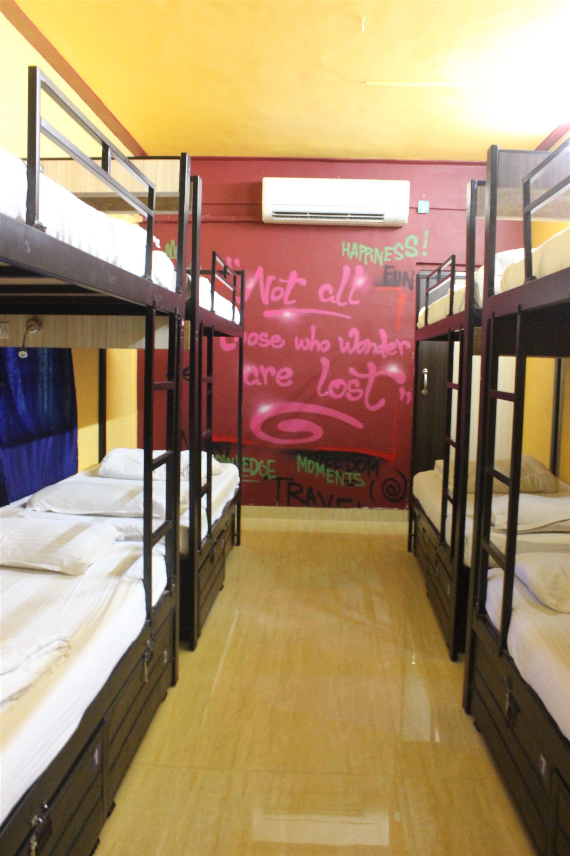 HOSTEL - Backpackers Villa Mumbai