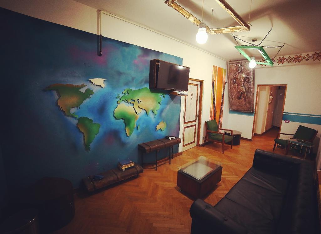 HOSTEL - Bauhaus Bucharest Hostel