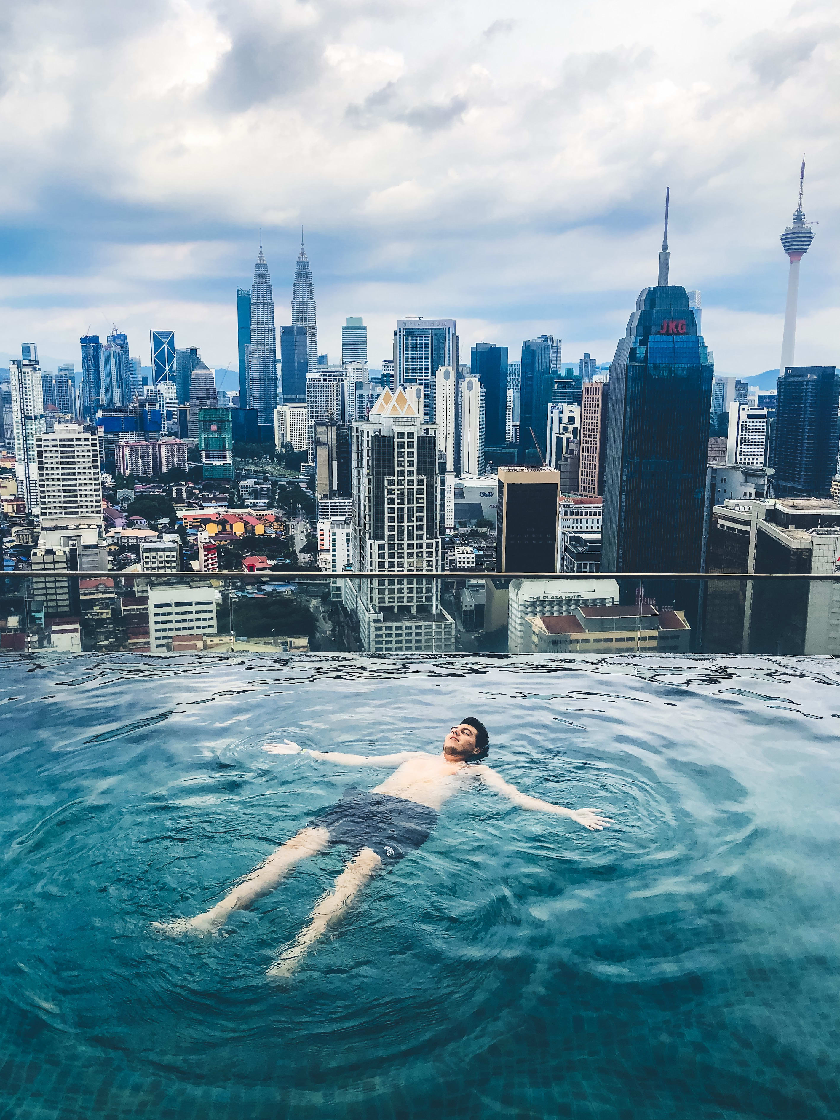 HOSTEL - The View 34 & Infinity Pool