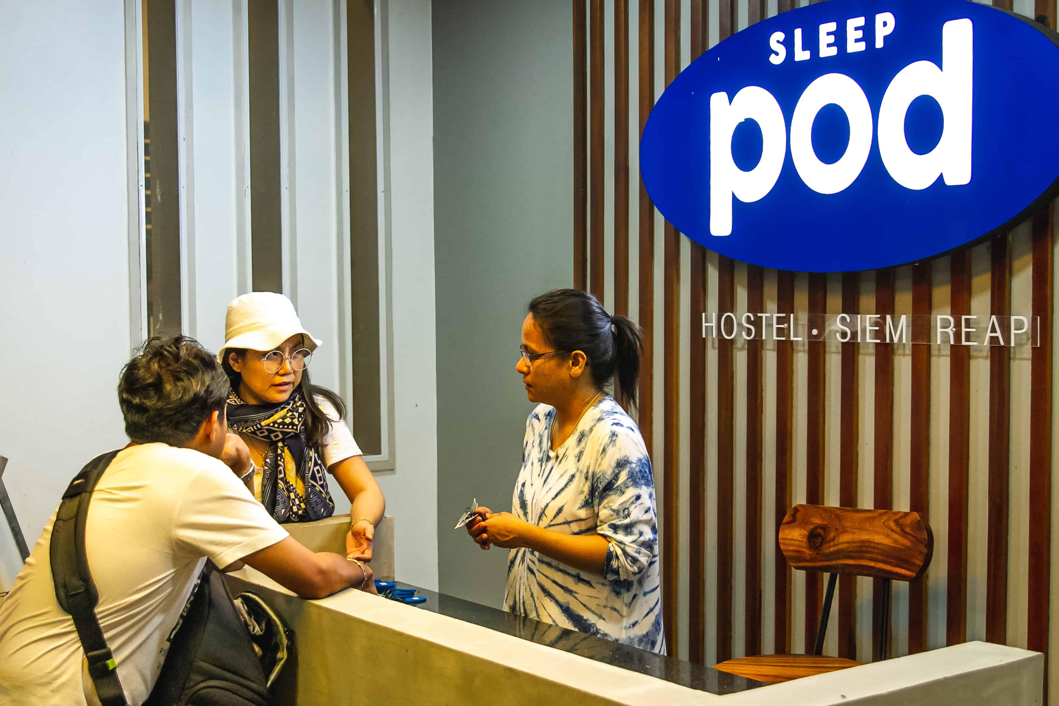 HOSTEL - Sleep Pod