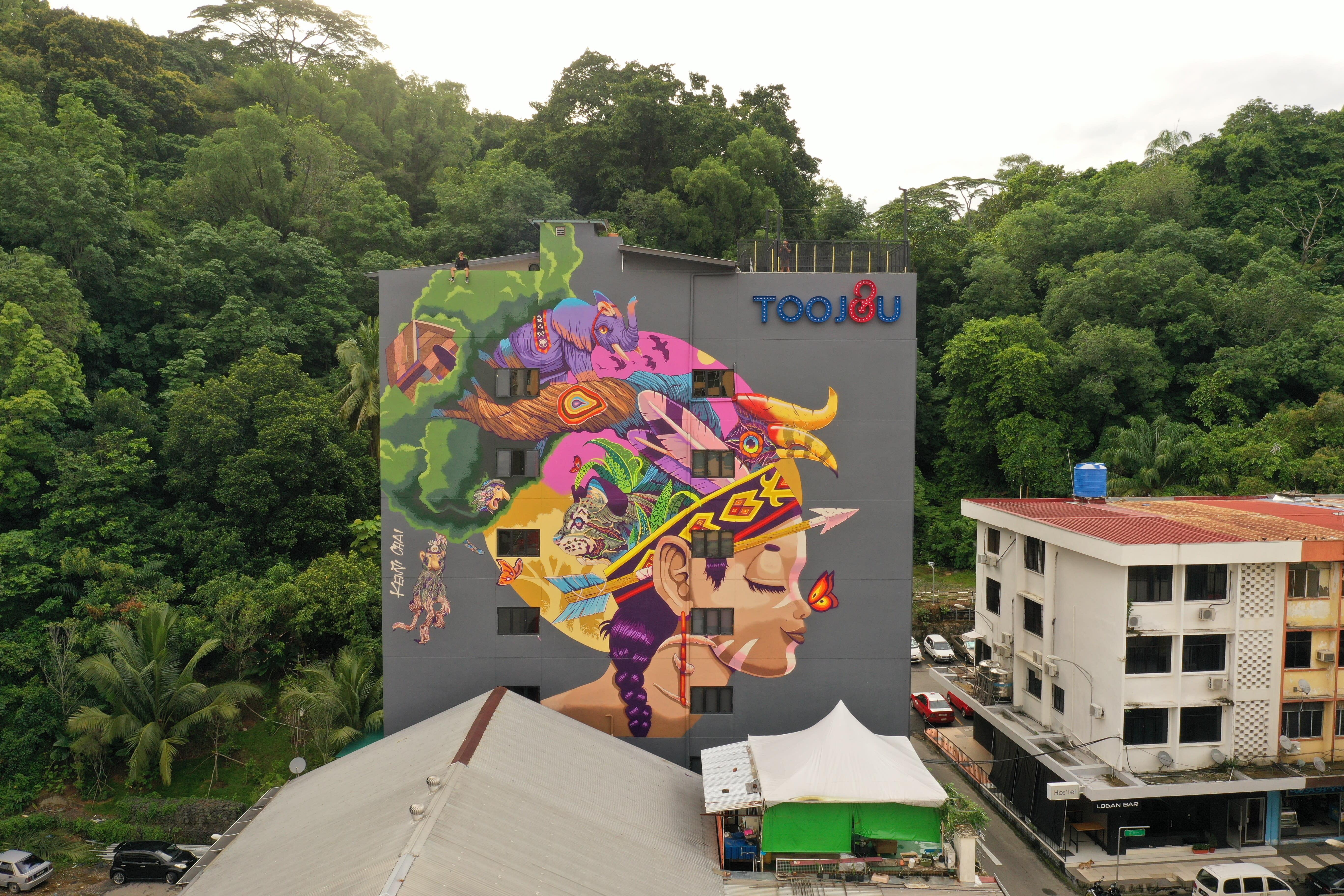 HOSTEL - TOOJOU Kota Kinabalu