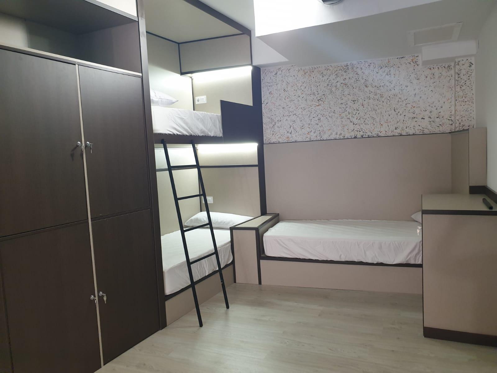 HOSTEL - Hostel Metropolitano CC