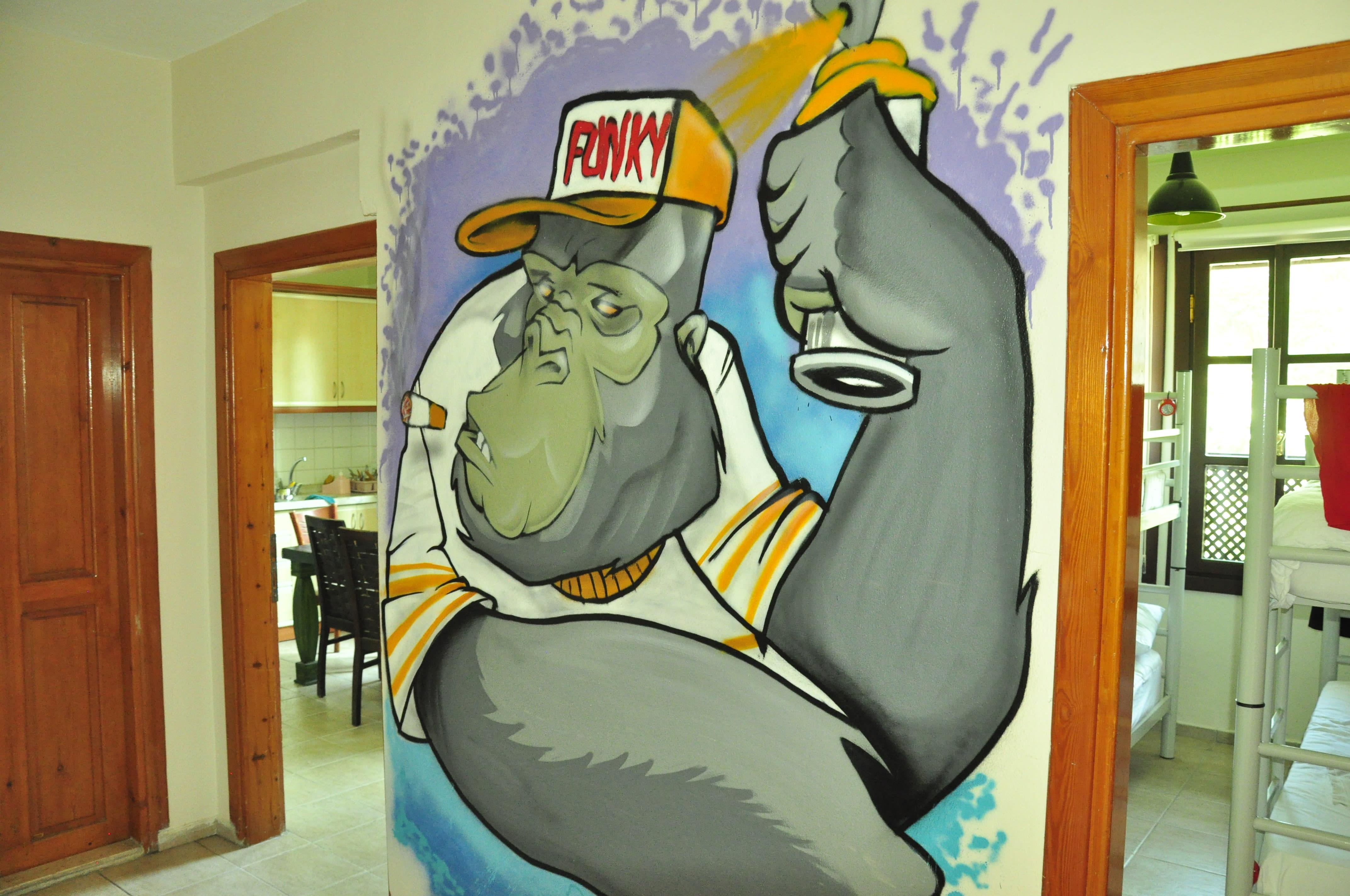HOSTEL - Funky Monkey Antalya Hostel&Pub