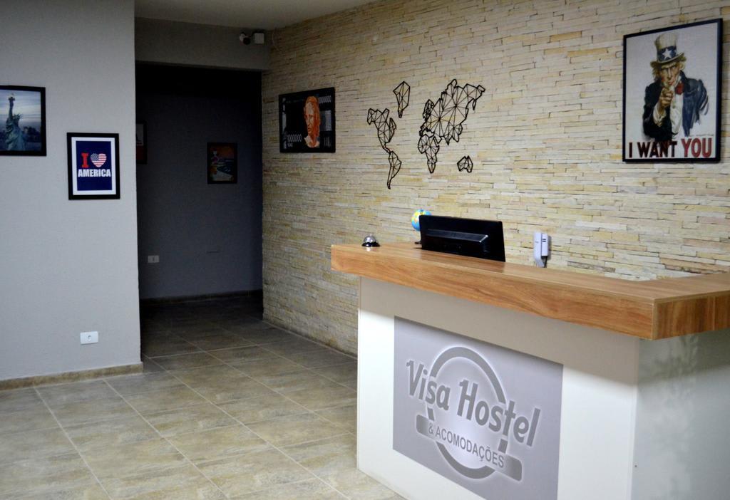 HOSTEL - Visa Hostel & Hospedagens