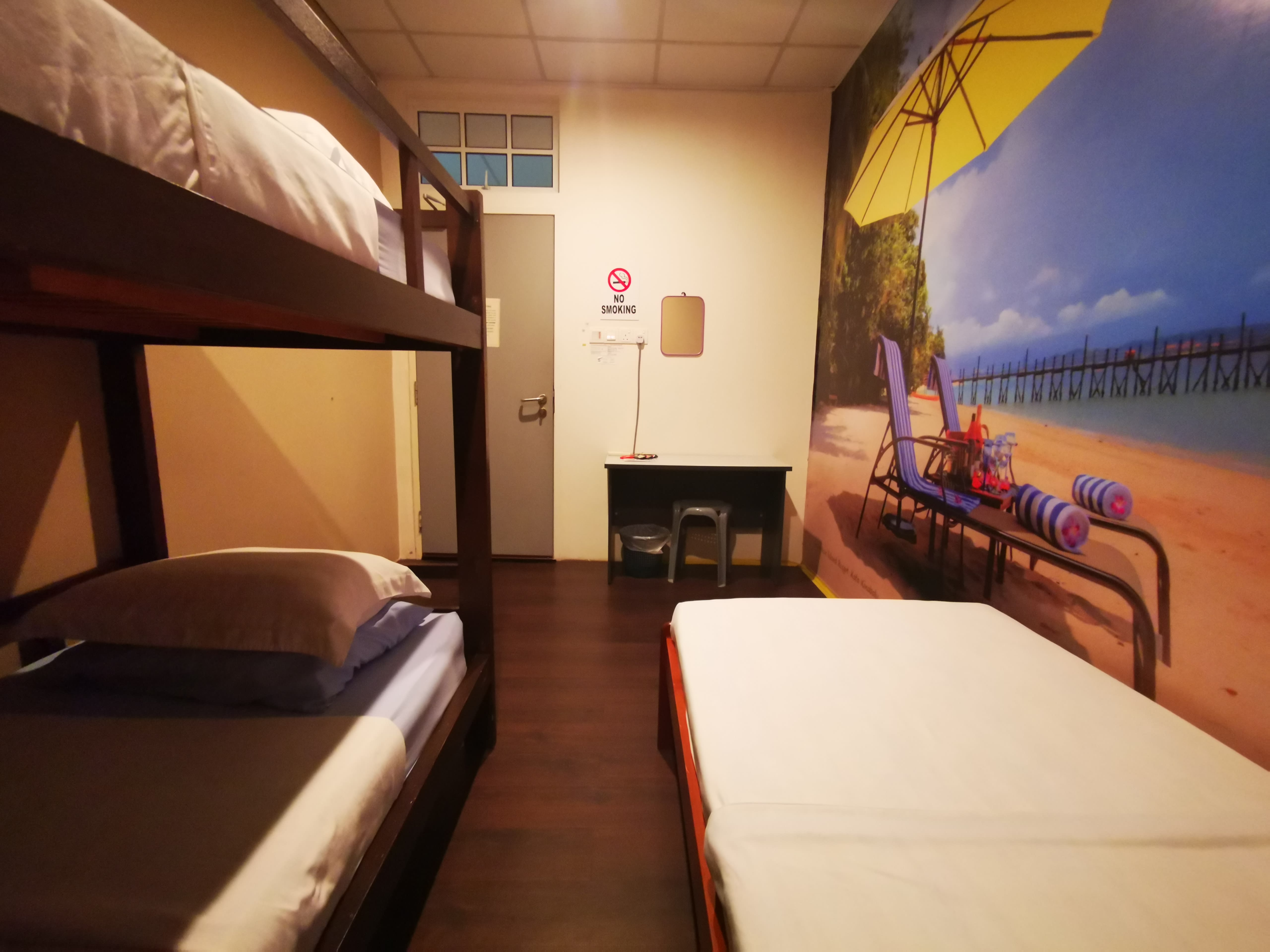 HOSTEL - Masada Bed & Breakfast
