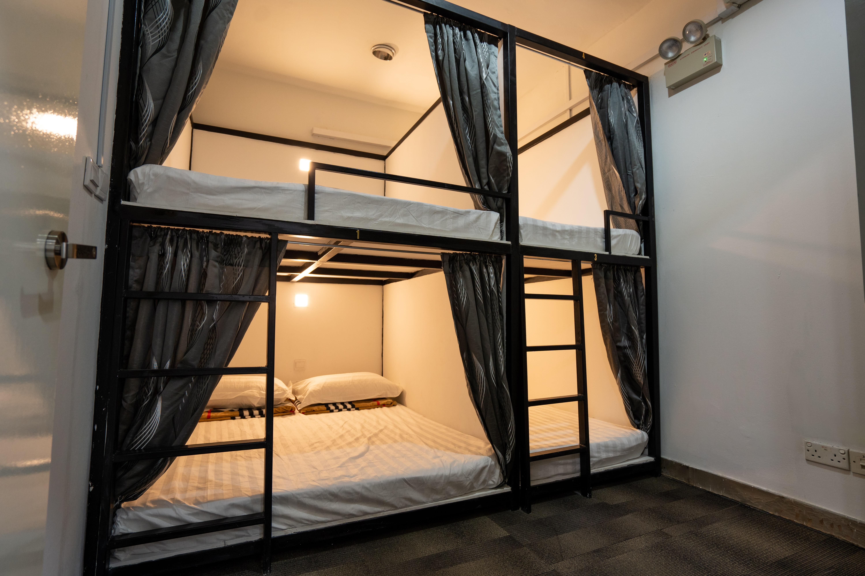 HOSTEL - Singapore OSS Backpackers Hostel Pte Ltd