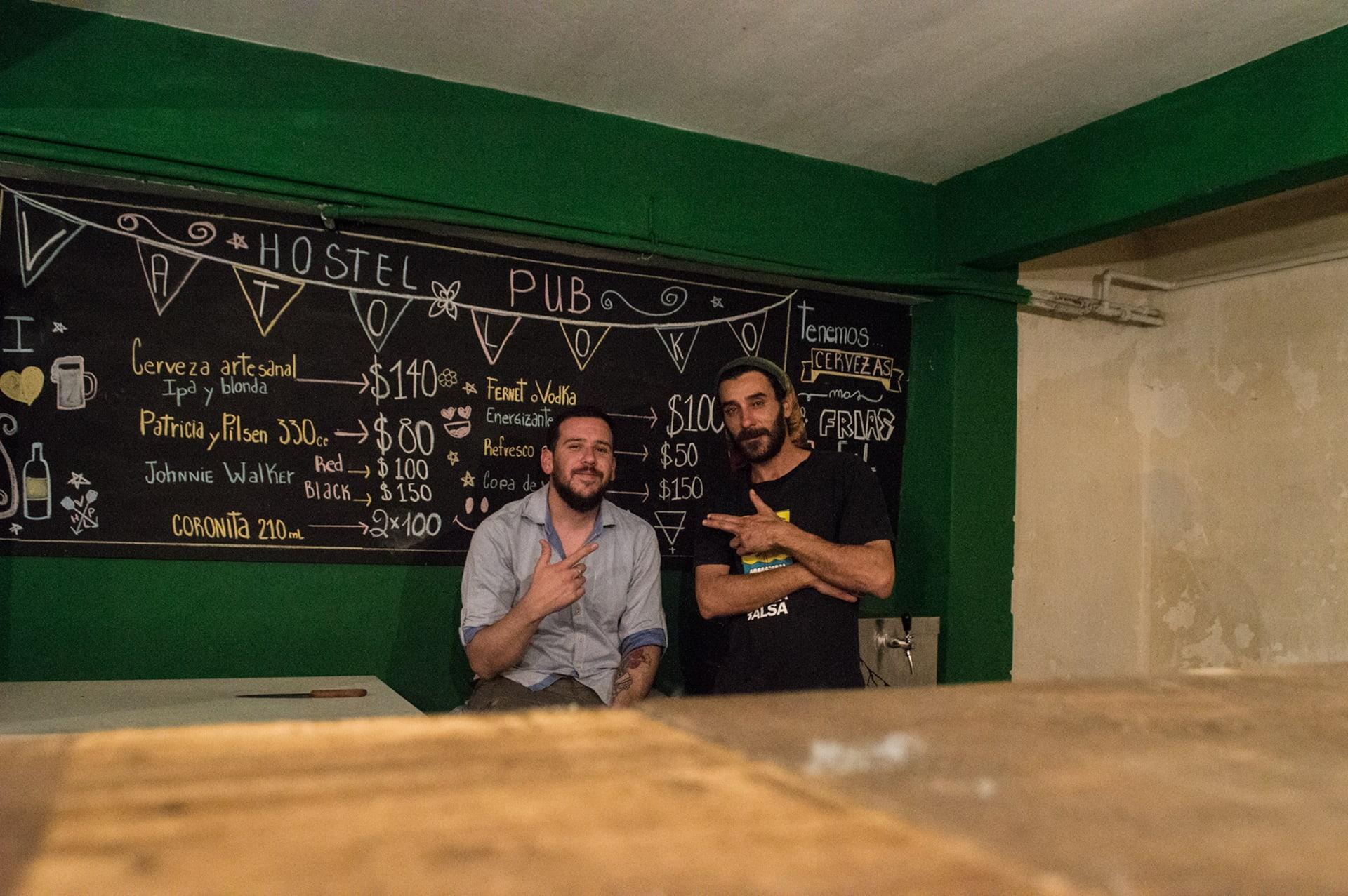 HOSTEL - Vato Loko Hostel Pub