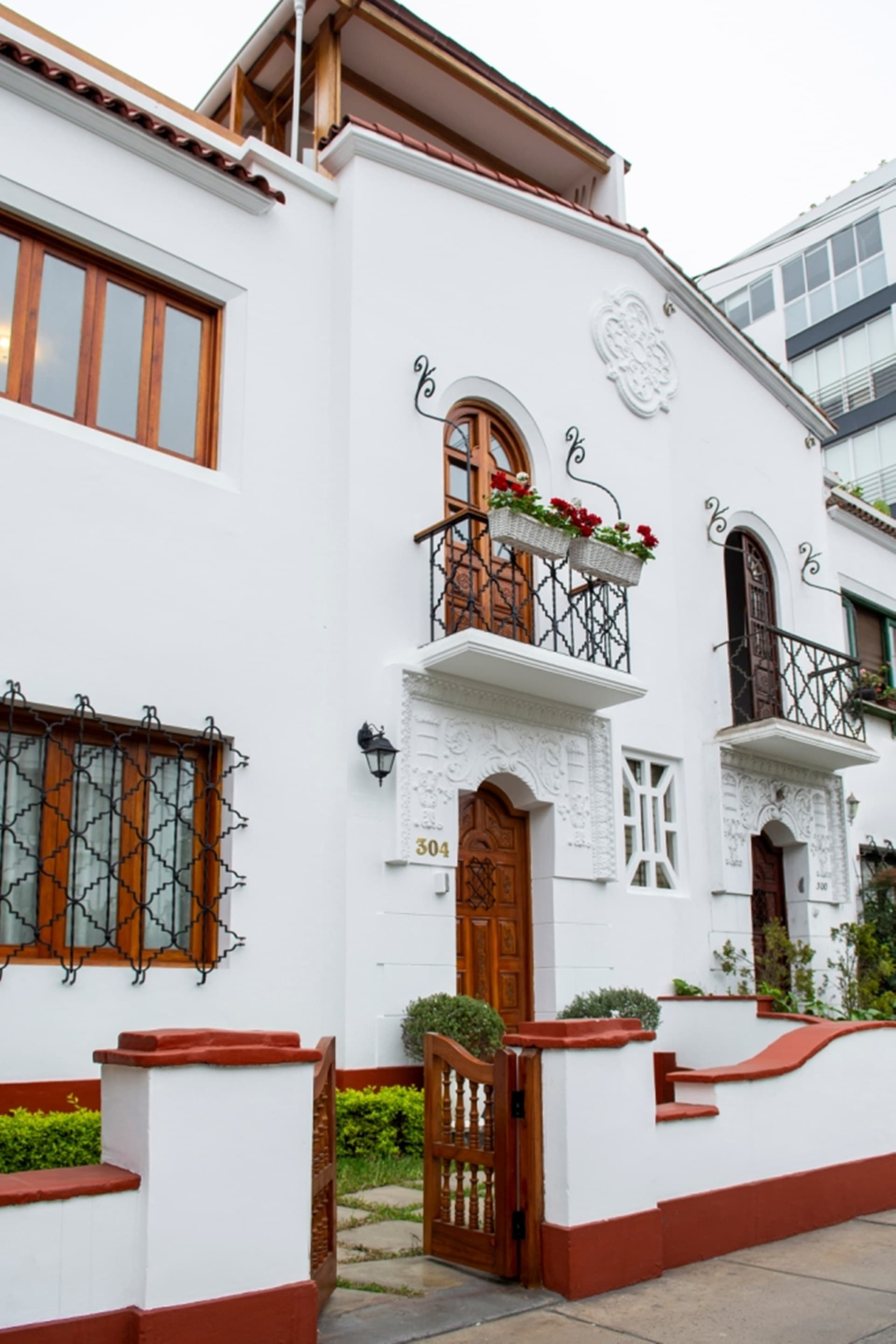 HOSTEL - Lima White House