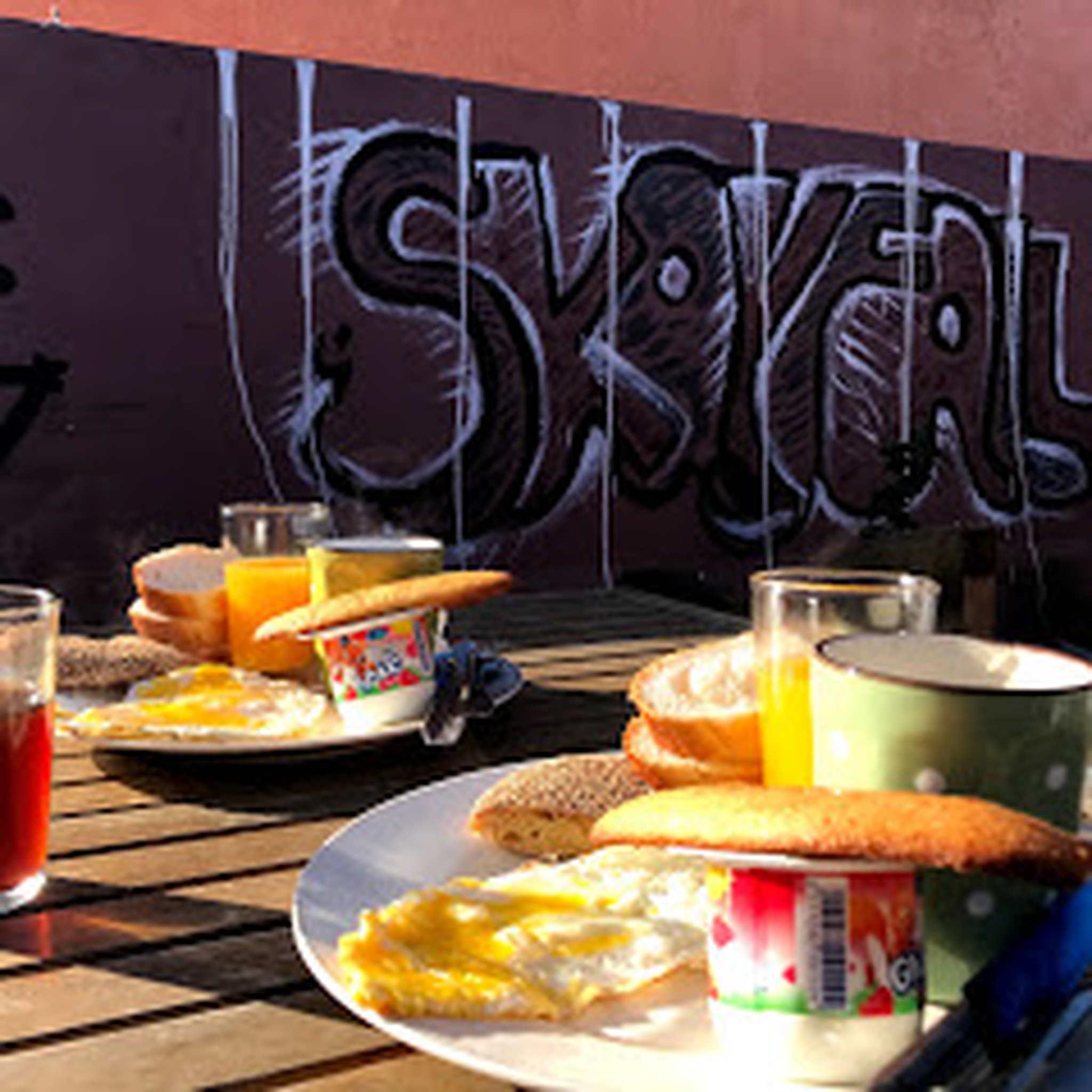 HOSTEL - Skyfall Hostel