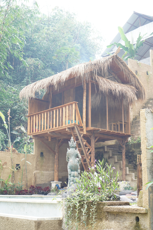 HOSTEL - Bali Bamboo Jungle Huts and Hostel
