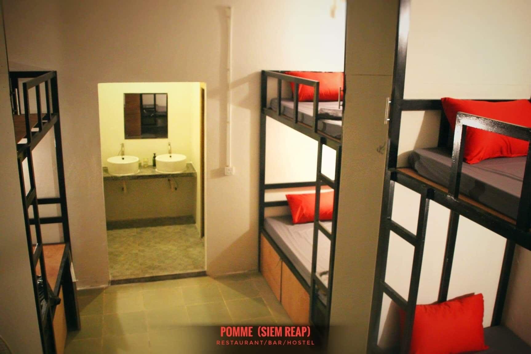 HOSTEL - Pomme Restaurant Bar and Hostel