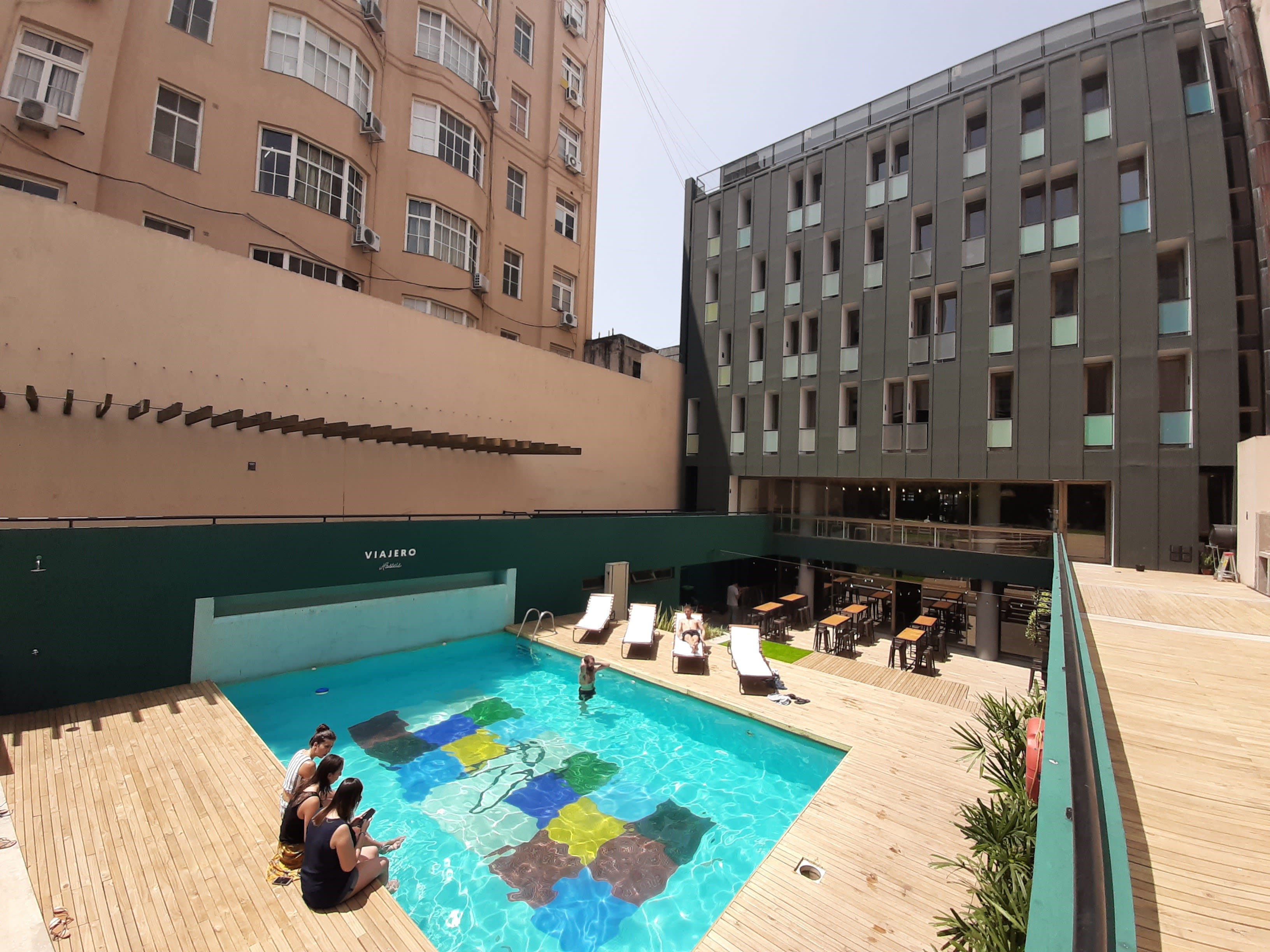 HOSTEL - Viajero Buenos Aires Hostel