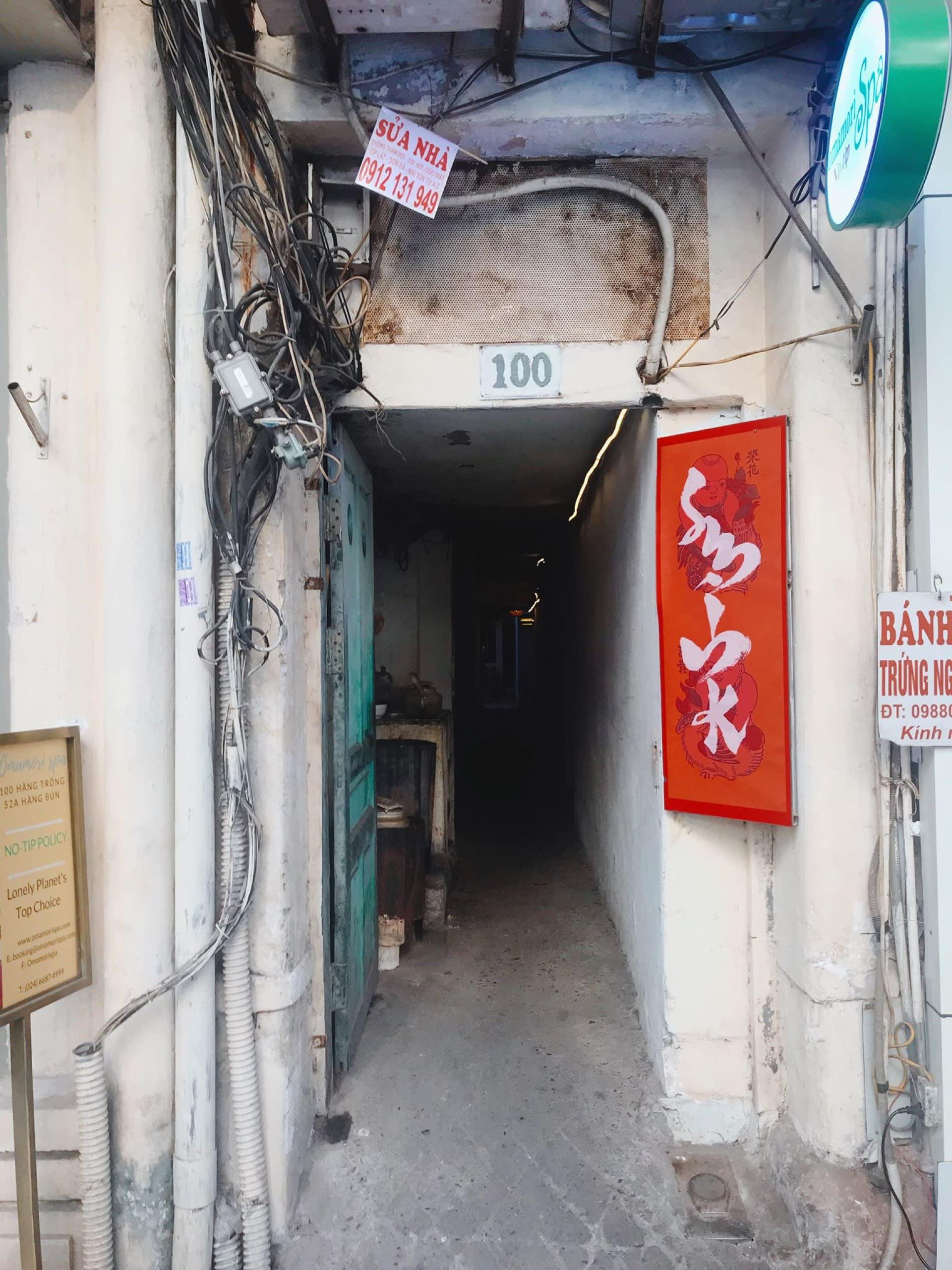 HOSTEL - The Eighty8 Hanoi