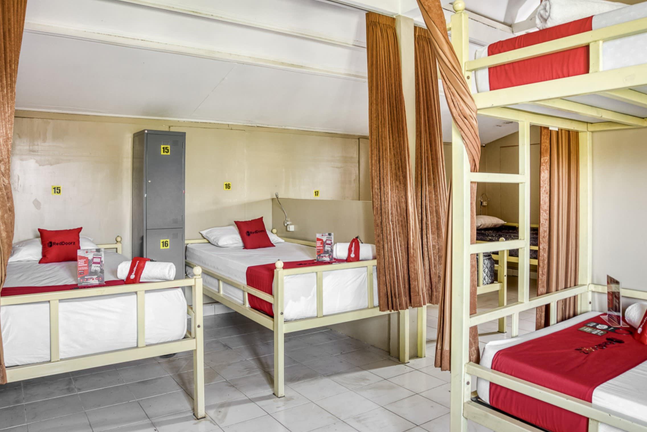 HOSTEL - RedDoorz Hostel near Ubud Palace