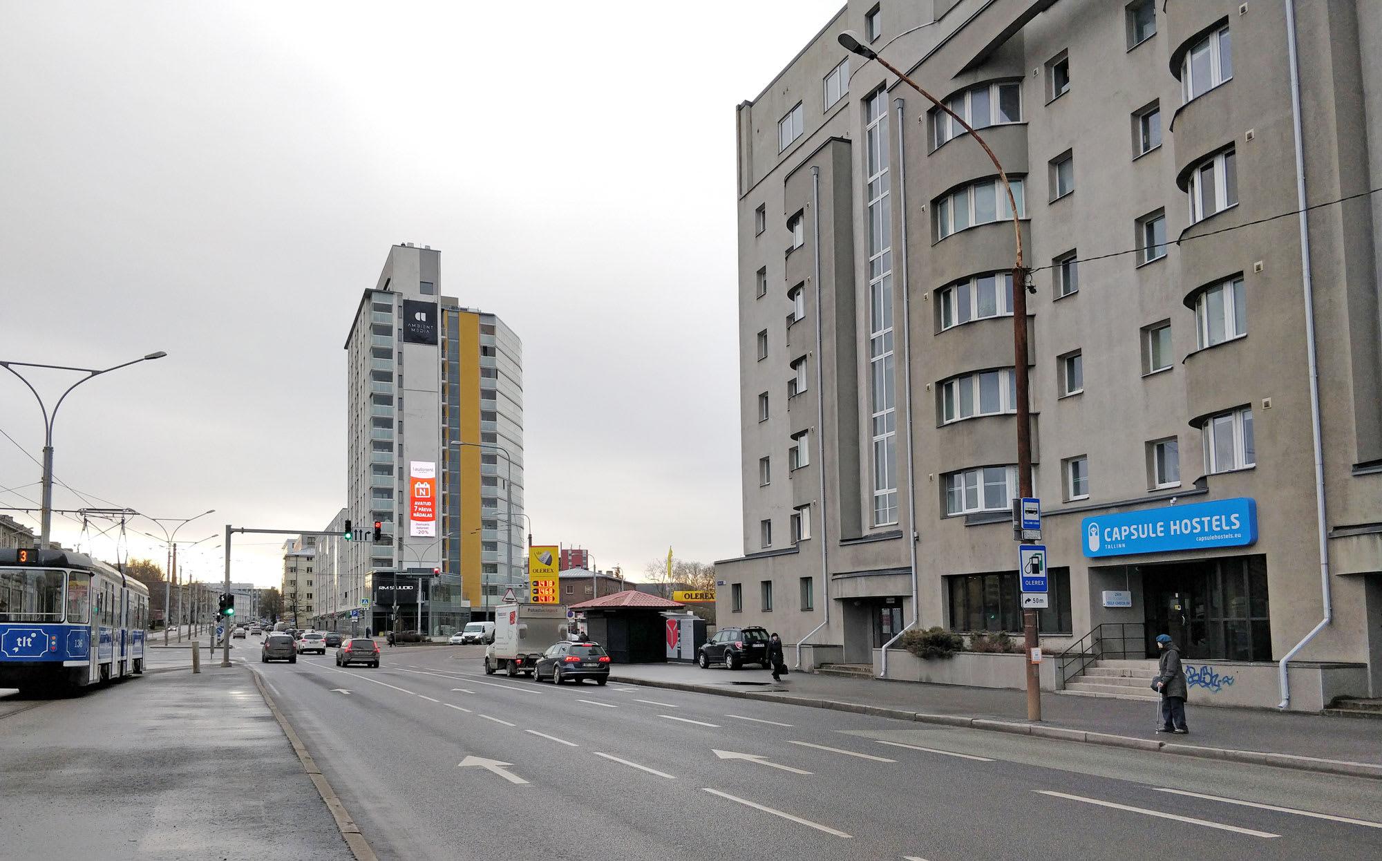 HOSTEL - Capsule Hostels Tallinn