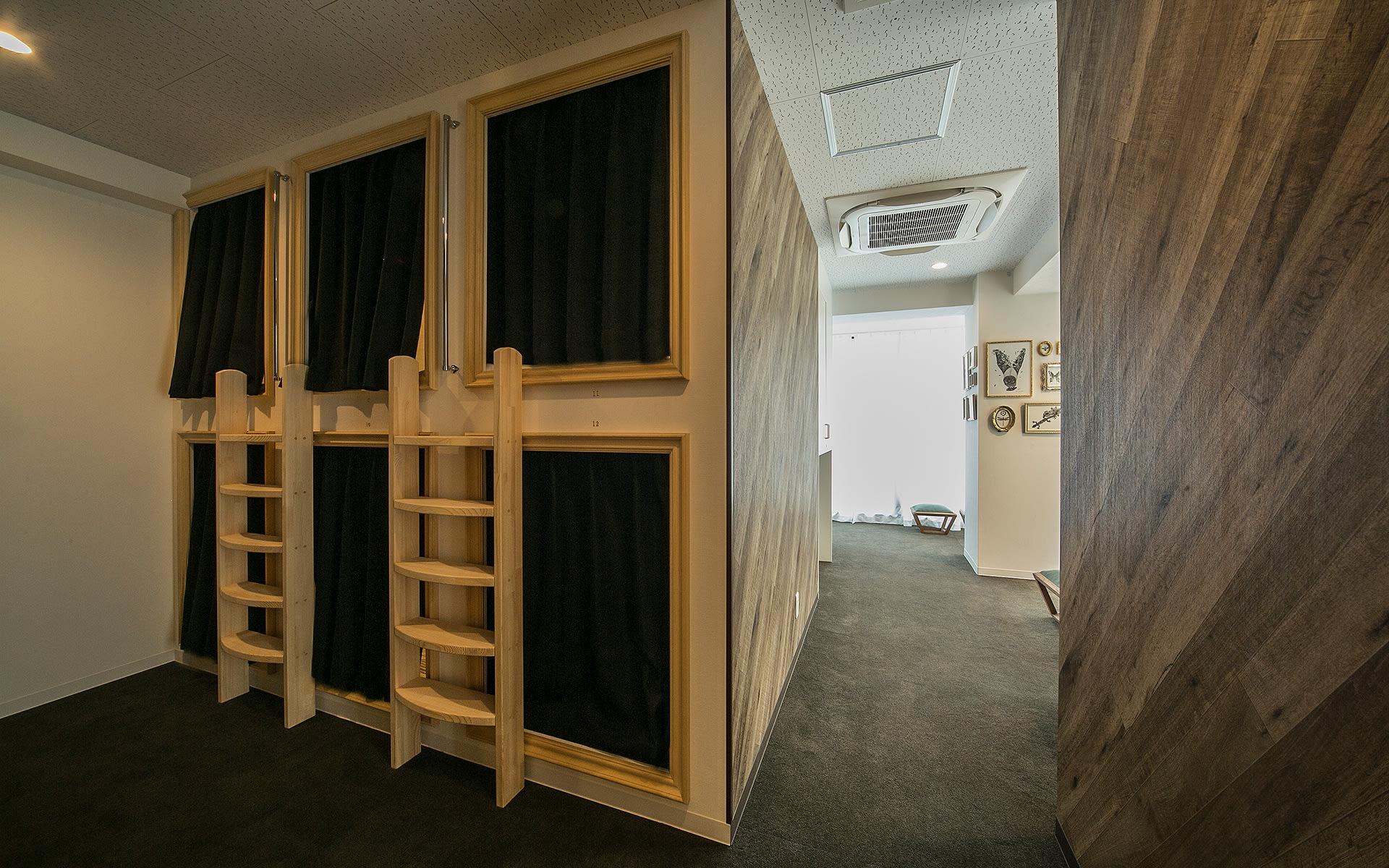 HOSTEL - The Micro Museum Hostel Nihonbashi