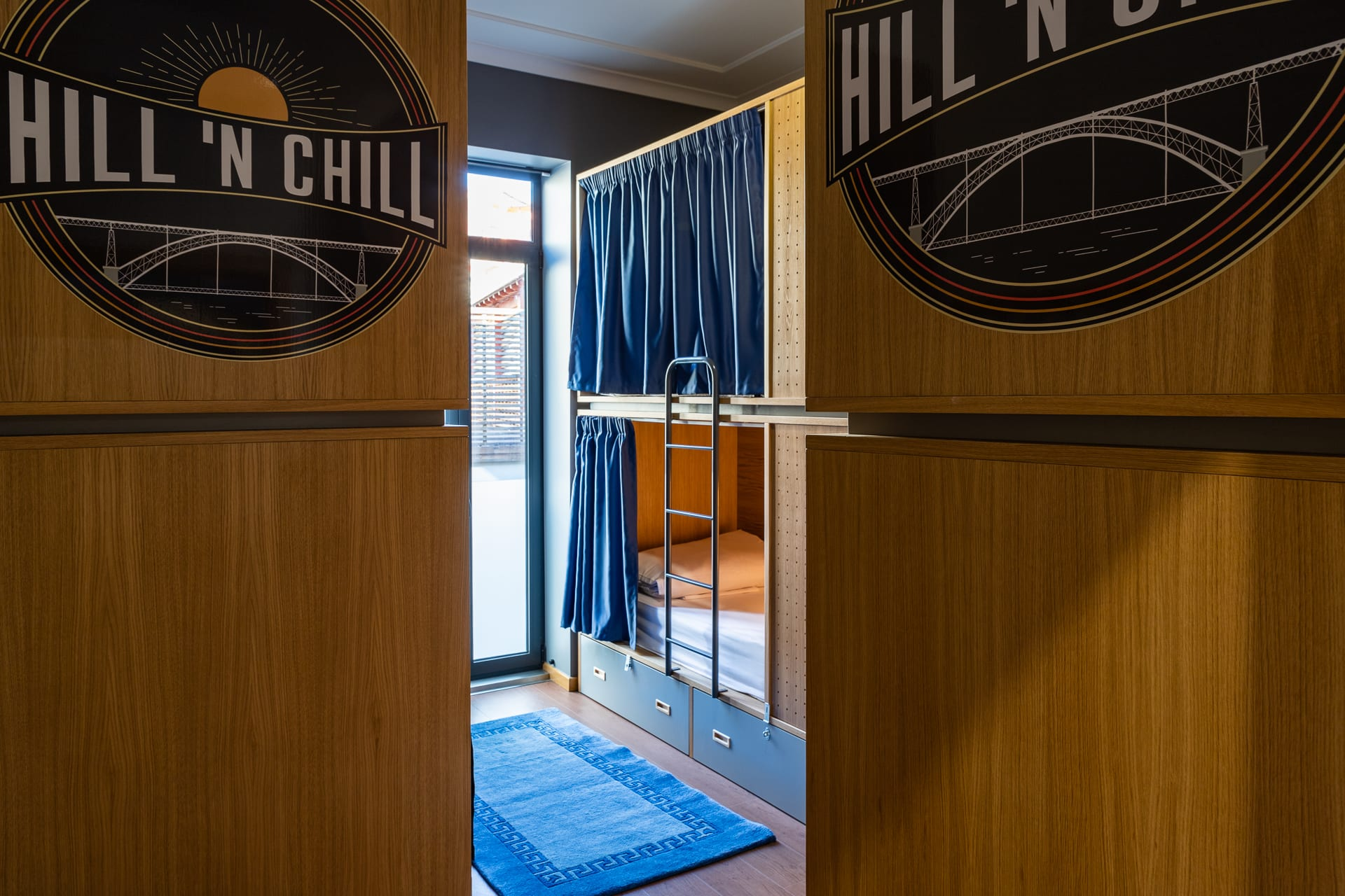 HOSTEL - Hill 'n Chill Gaia Porto