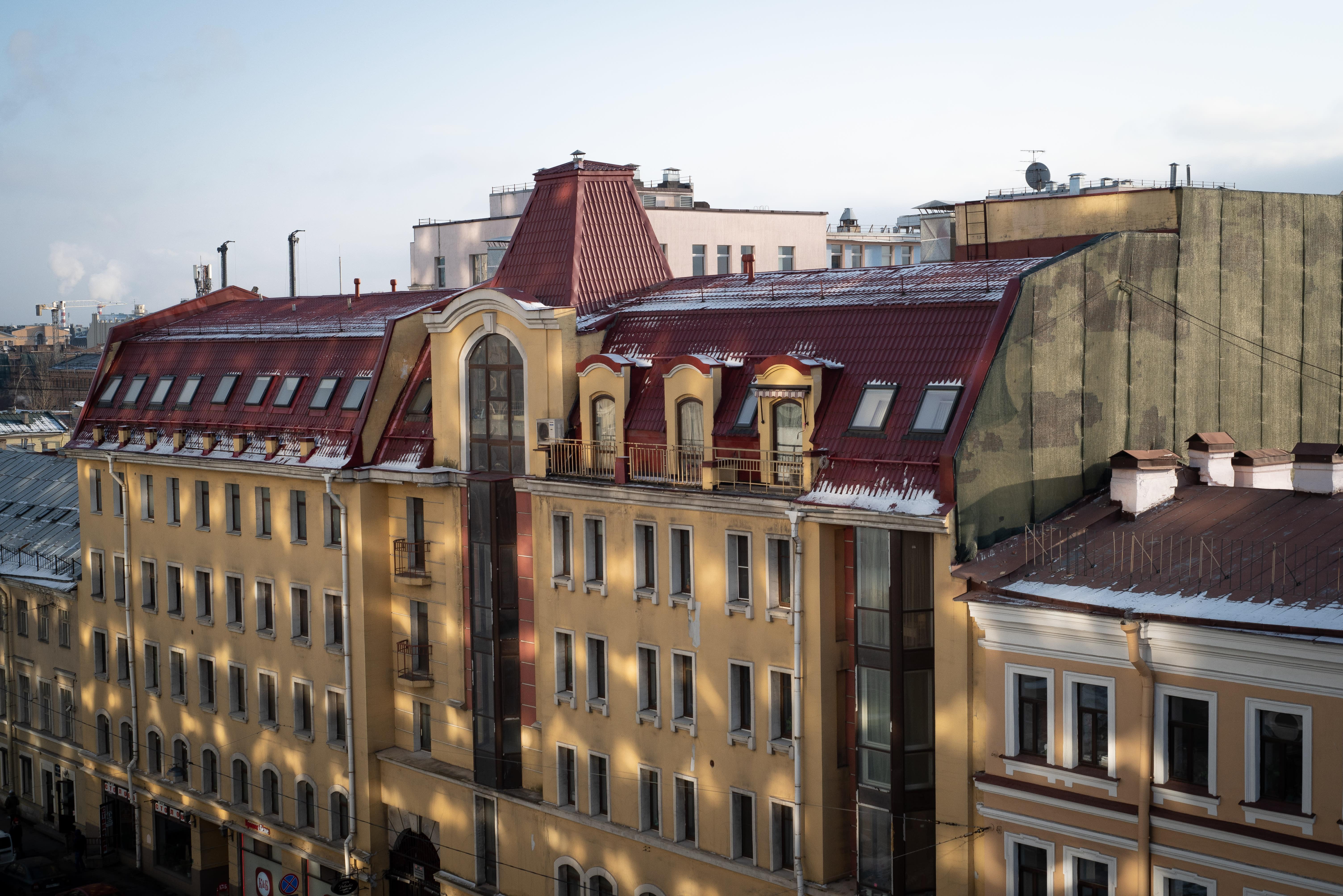 HOSTEL - Strawberry Duck St. Petersburg