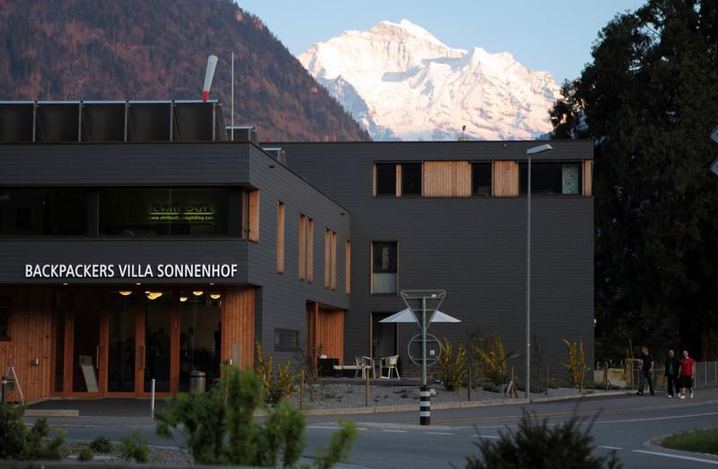 Backpackers Villa Sonnenhof (Hostel Interlaken)