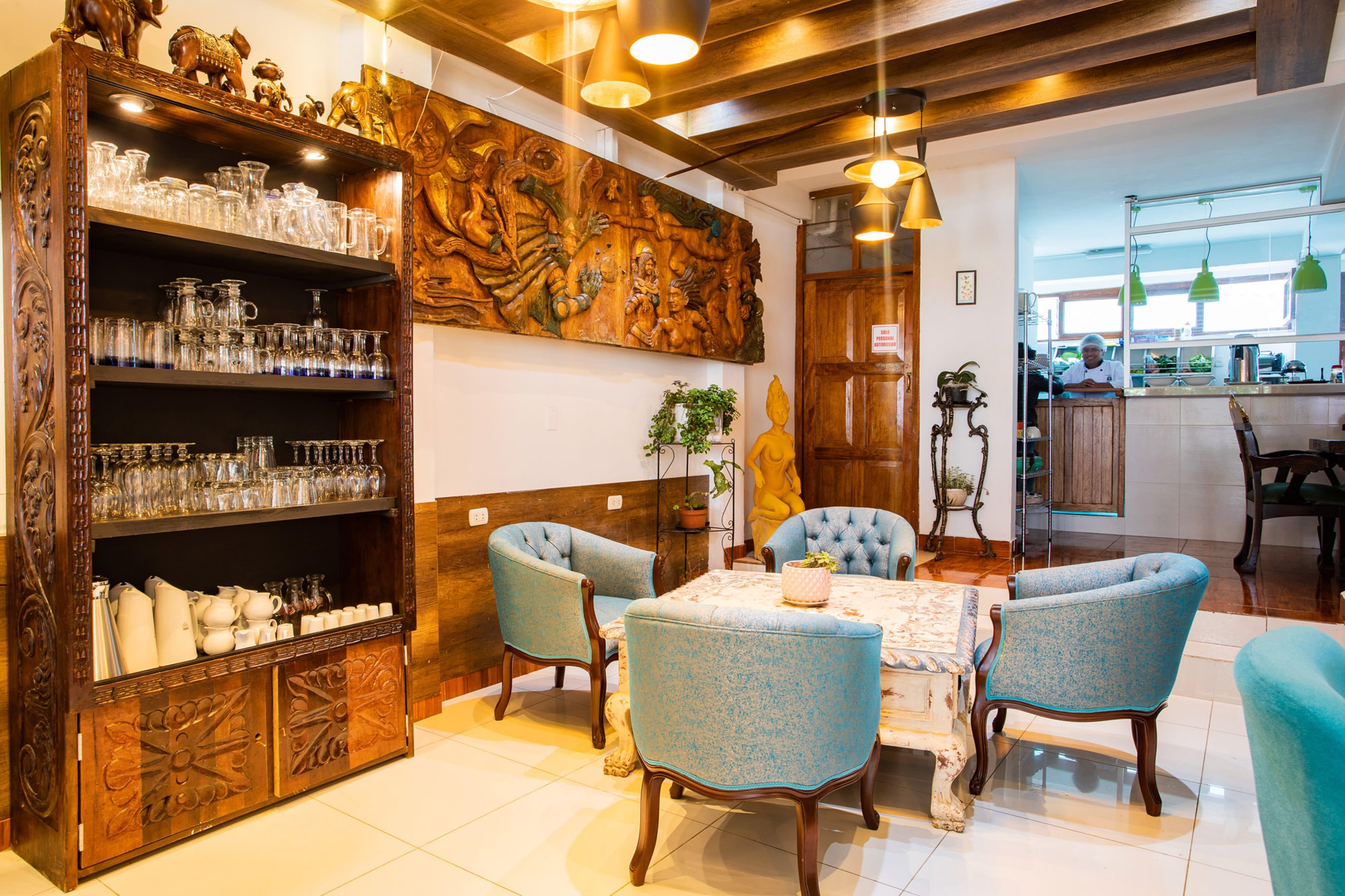 GUESTHOUSE - Hostal Ollantay Café-Restaurante
