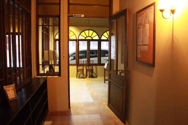 HOSTEL - Niras Bankoc Cultural Hostel
